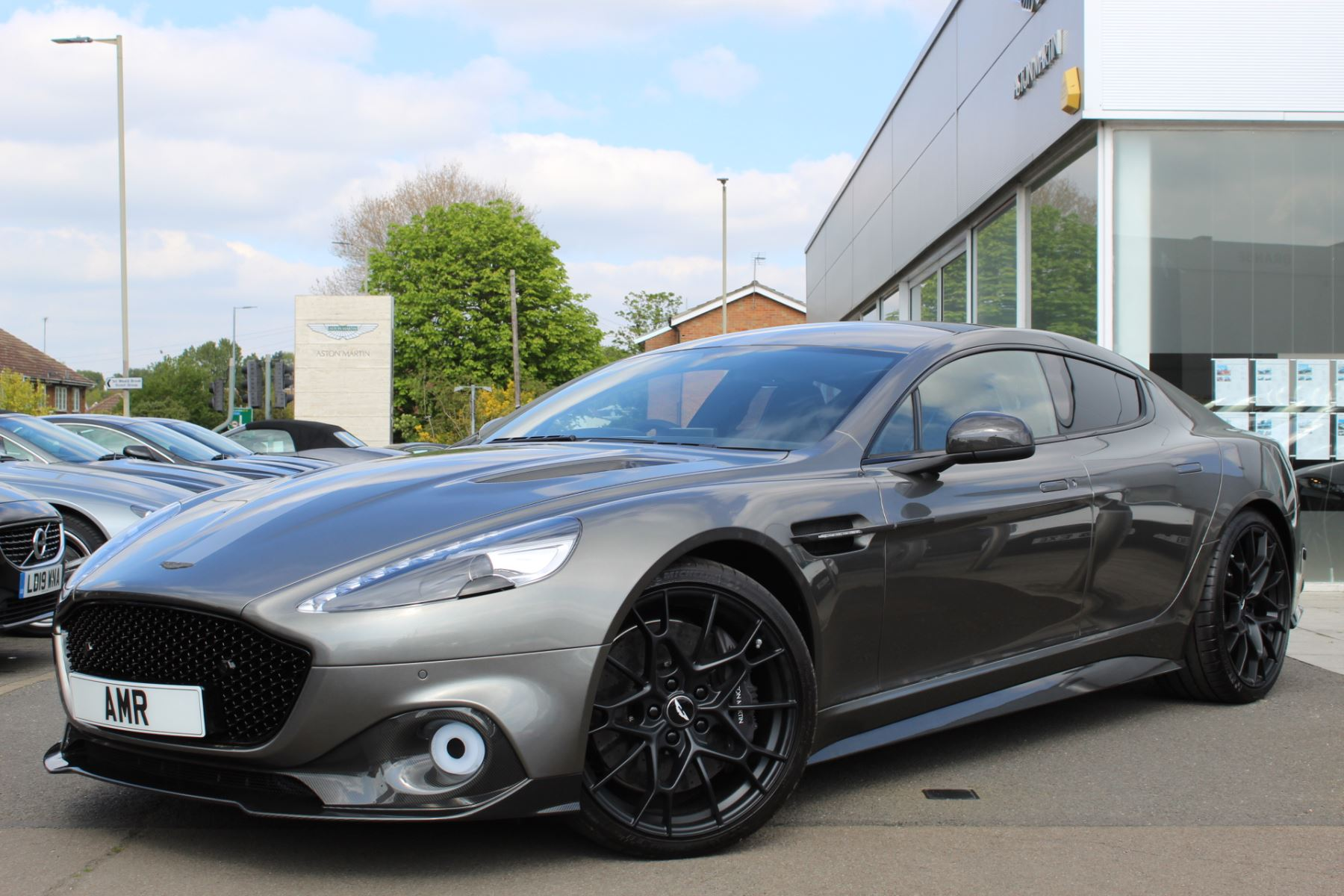 Aston Martin Rapide S AMR Automatic 4 door Saloon (19MY) image