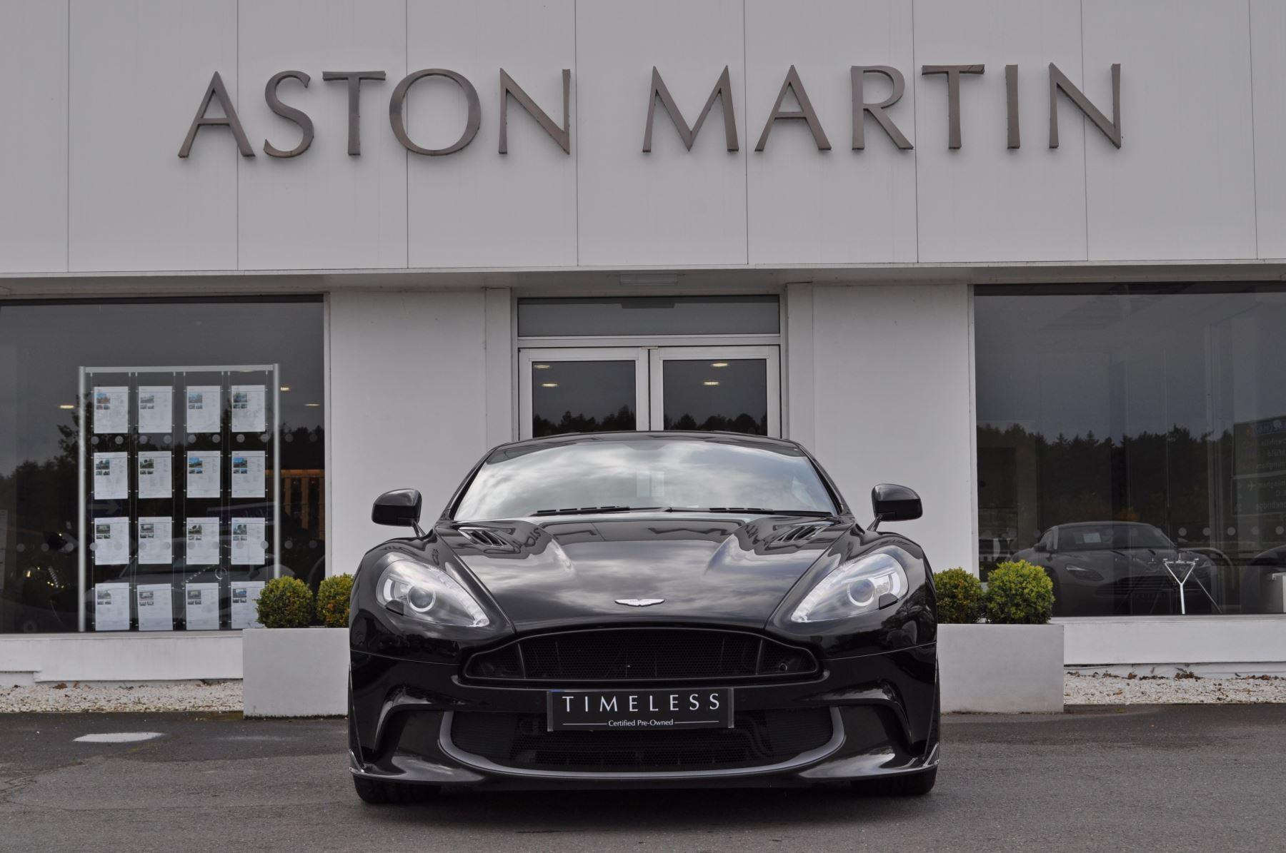 Aston Martin Vanquish S V12 [595] S 2+2 2dr Touchtronic image 2