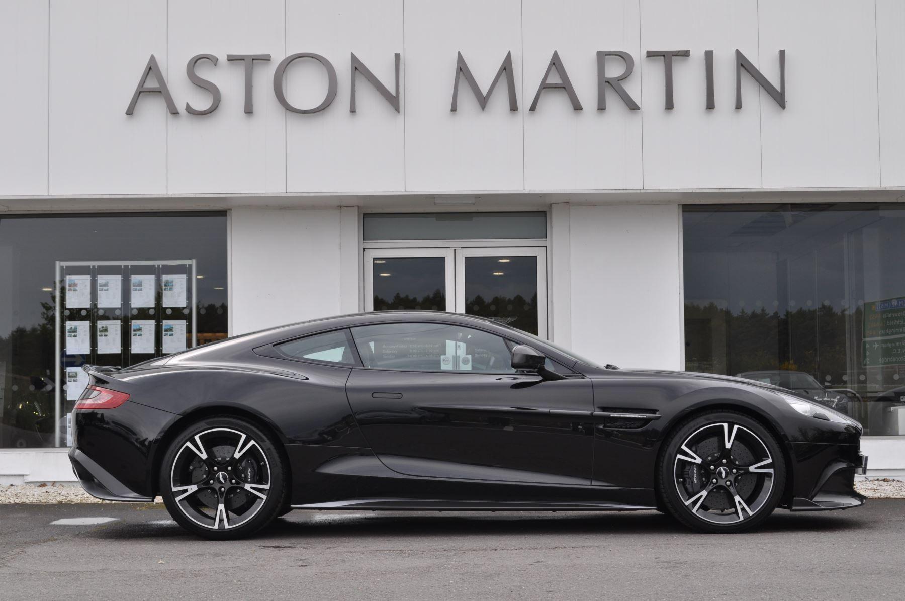 Aston Martin Vanquish V12 [595] S 2+2 2dr Touchtronic image 4