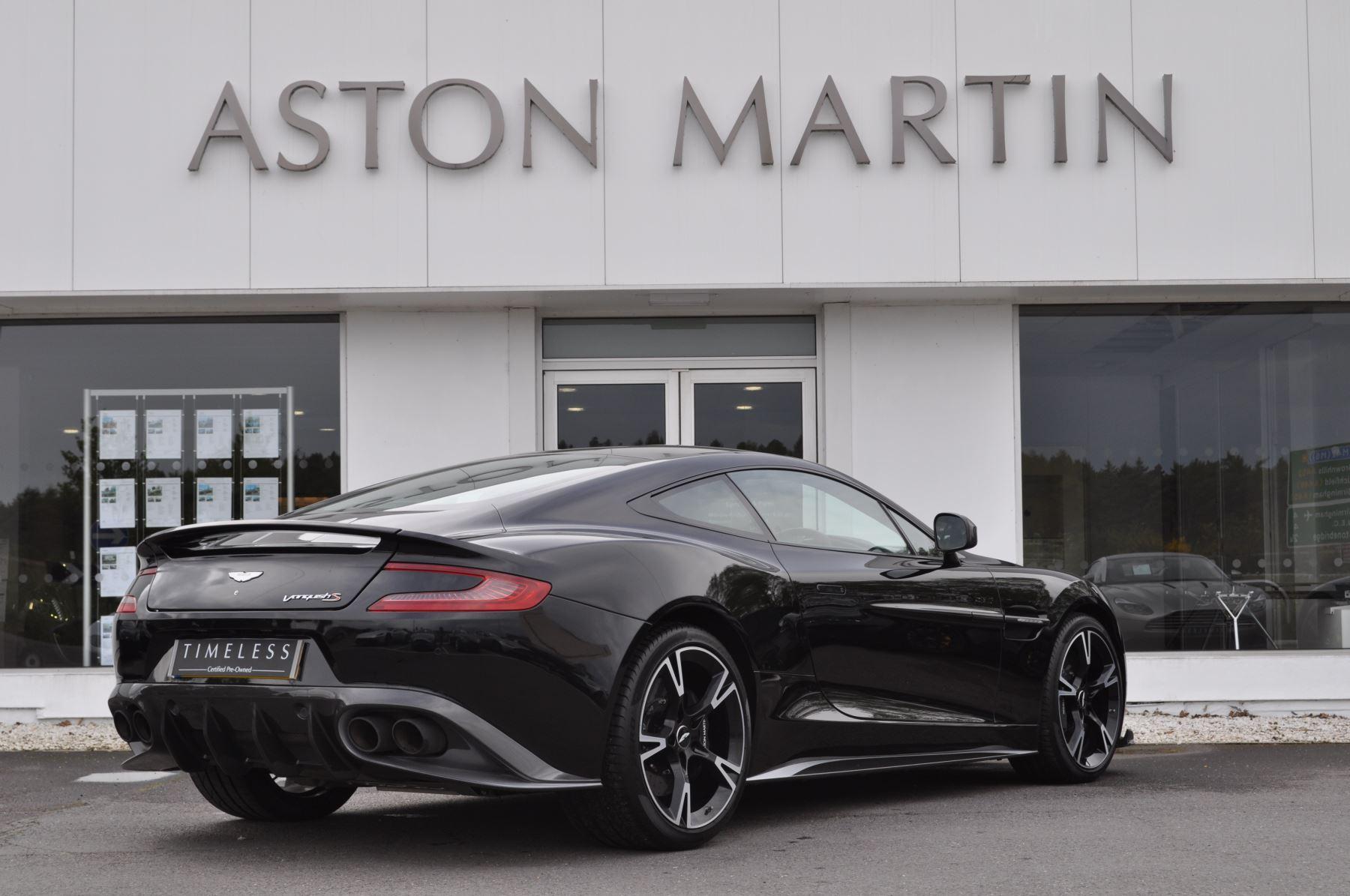 Aston Martin Vanquish S V12 [595] S 2+2 2dr Touchtronic image 5