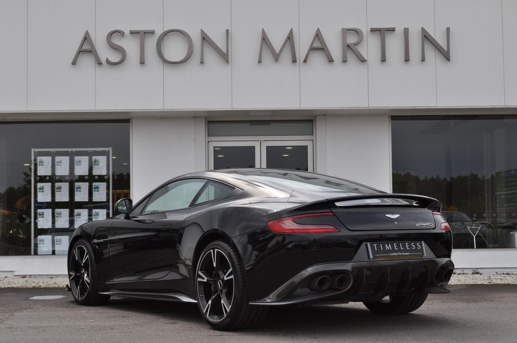 Aston Martin Vanquish S V12 [595] S 2+2 2dr Touchtronic image 7
