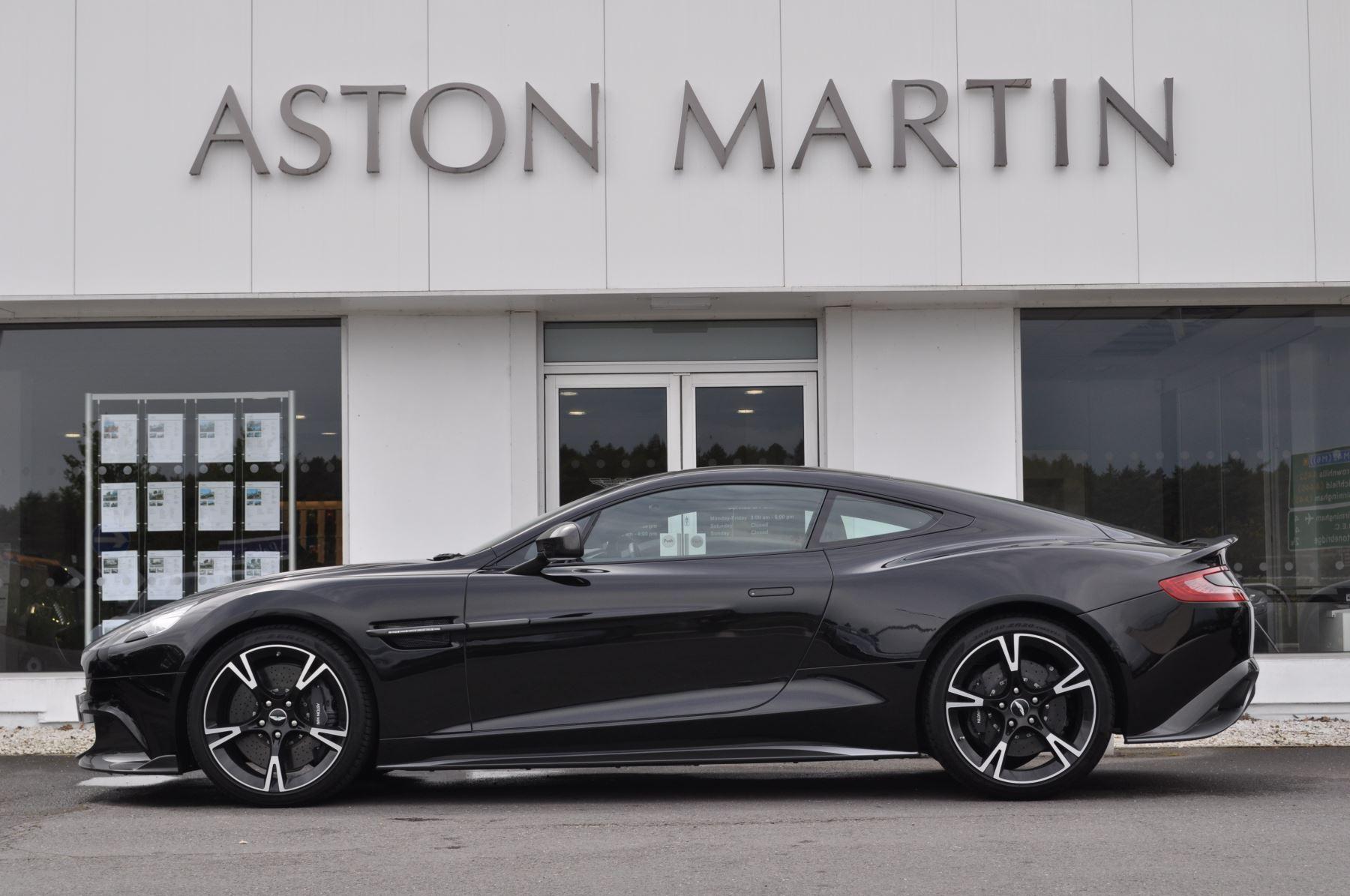 Aston Martin Vanquish S V12 [595] S 2+2 2dr Touchtronic image 8