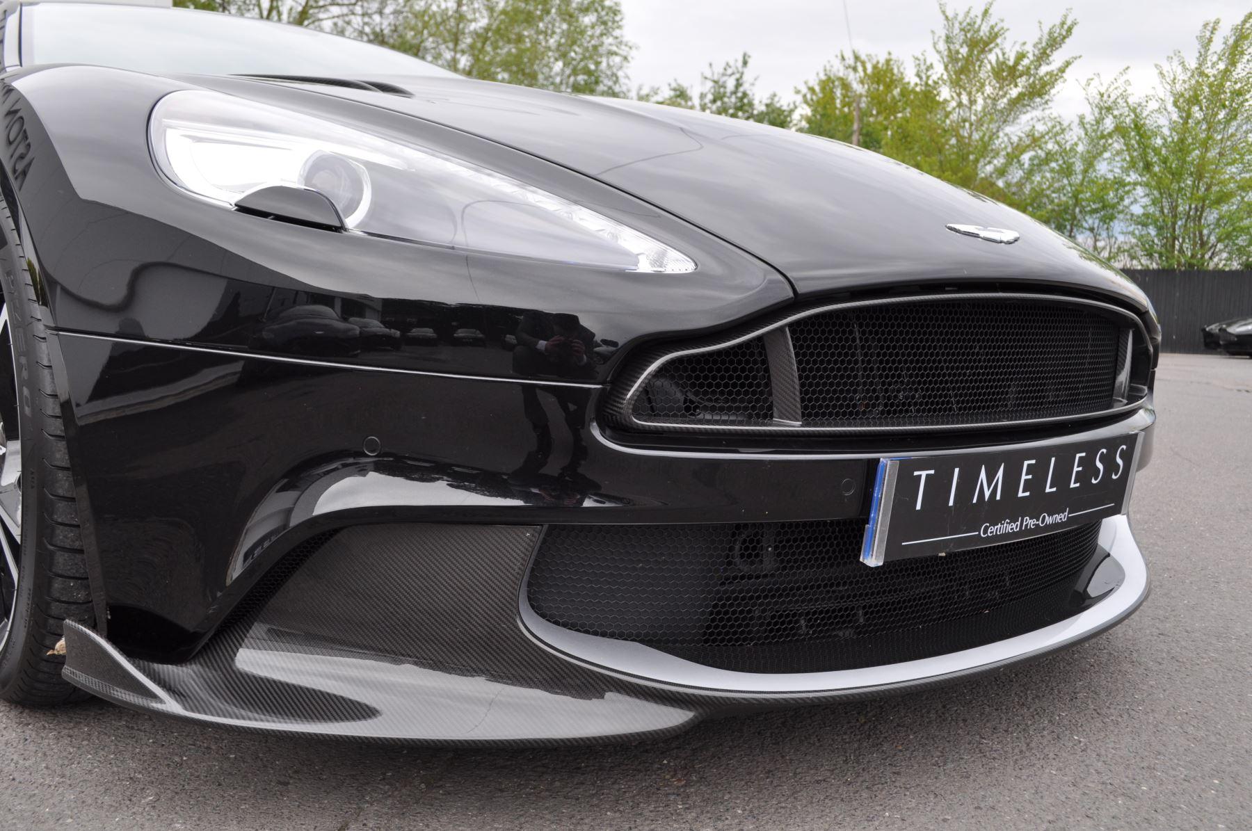 Aston Martin Vanquish V12 [595] S 2+2 2dr Touchtronic image 12
