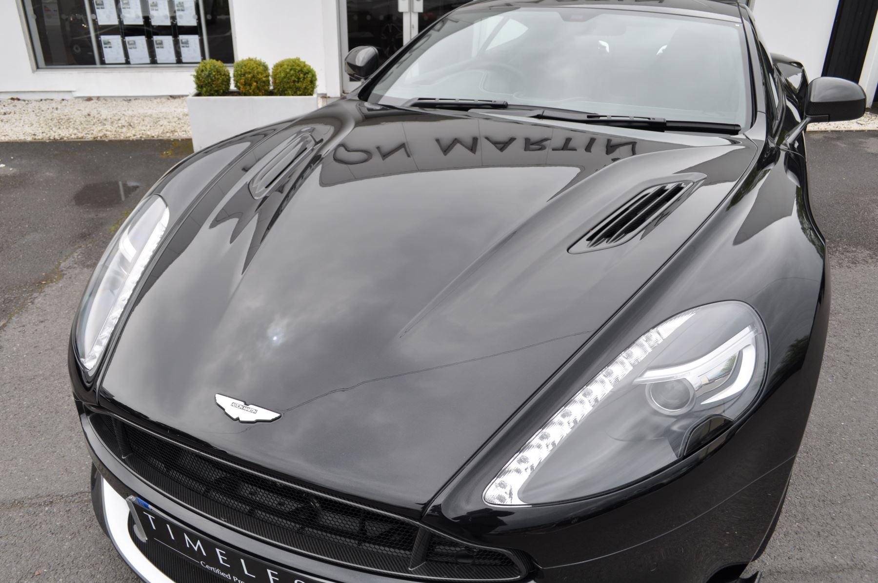 Aston Martin Vanquish S V12 [595] S 2+2 2dr Touchtronic image 16