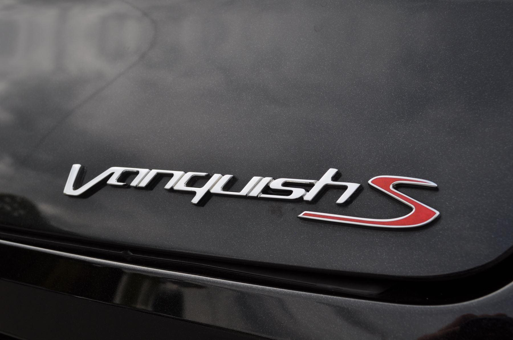Aston Martin Vanquish S V12 [595] S 2+2 2dr Touchtronic image 20