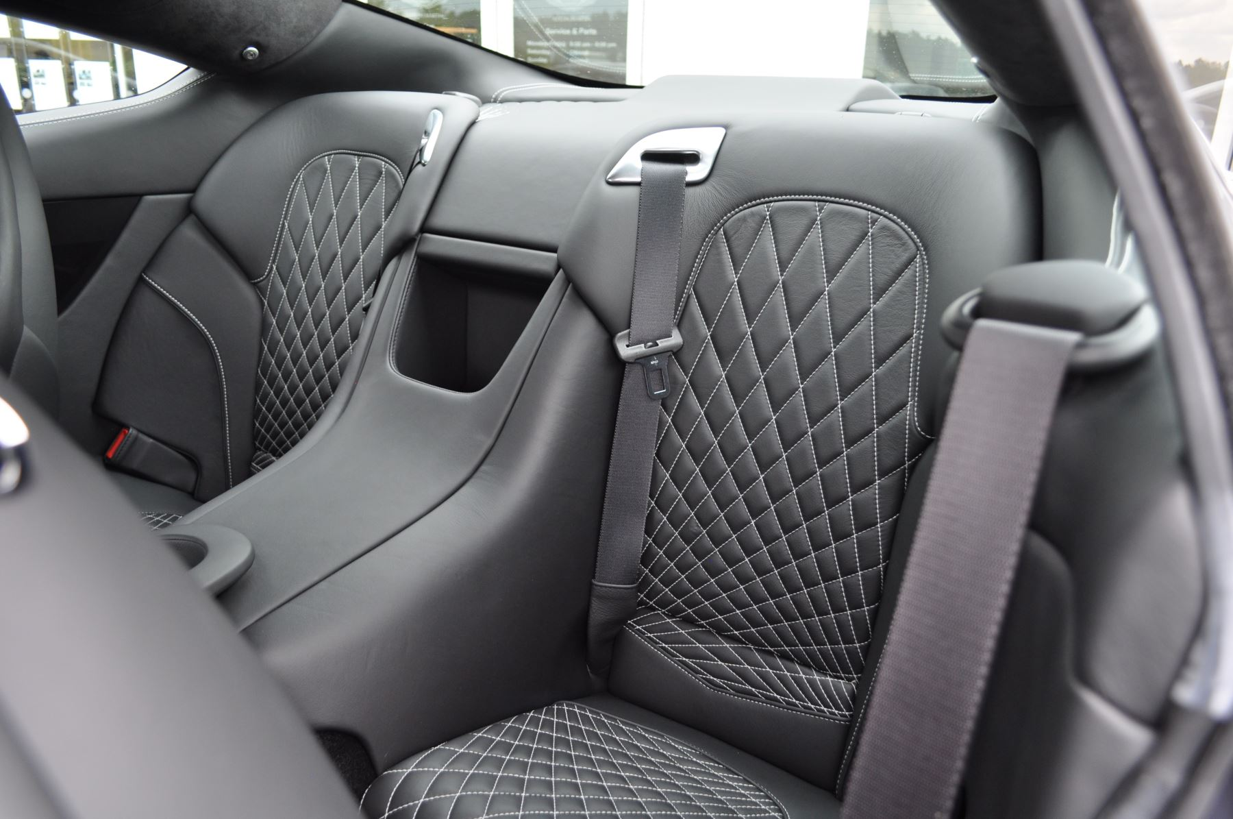 Aston Martin Vanquish S V12 [595] S 2+2 2dr Touchtronic image 36