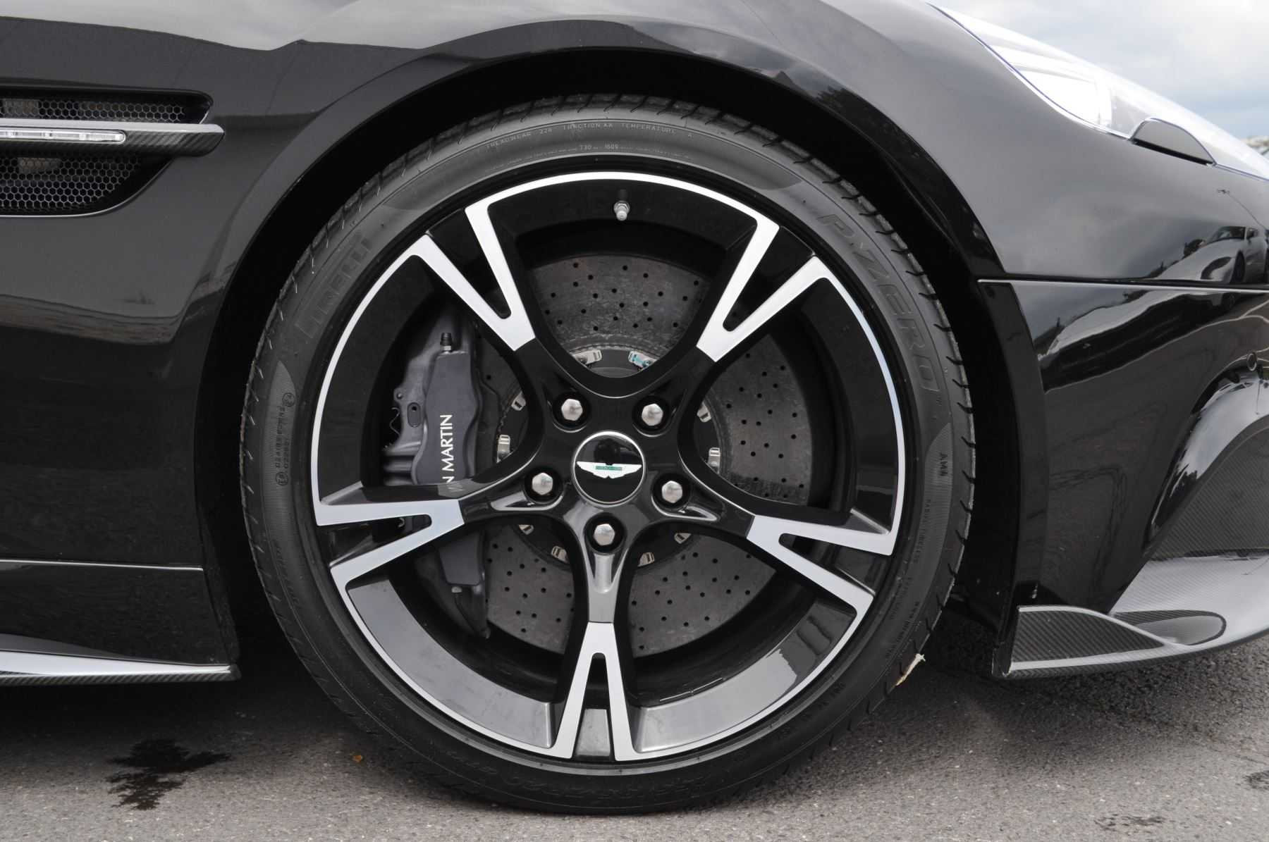 Aston Martin Vanquish S V12 [595] S 2+2 2dr Touchtronic image 47