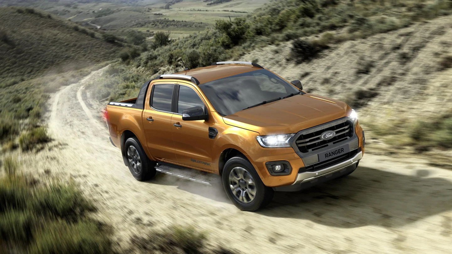 Ford New Ranger Offer