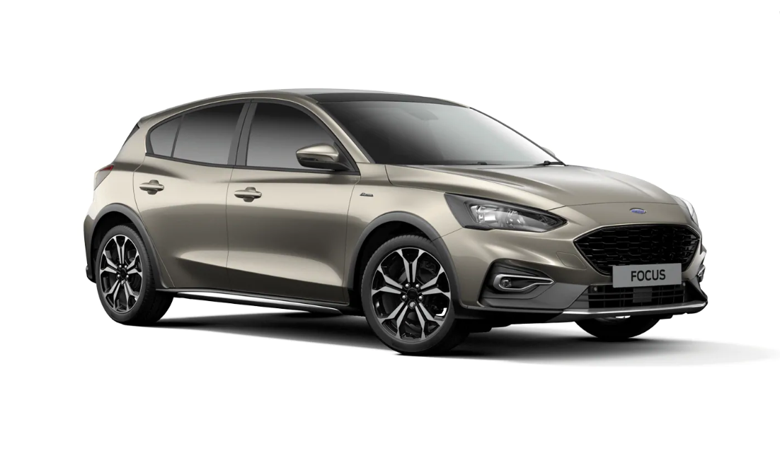 Ford Focus 1.0 EcoBoost 125 Active X Auto 5dr