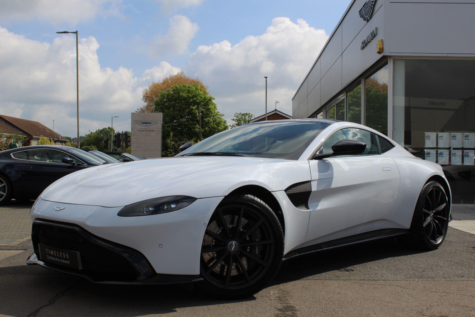 Aston Martin New Vantage Coupe 4.0 Automatic 2 door (2019) image