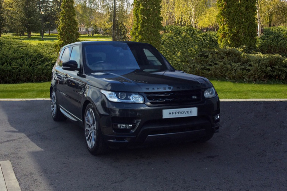 Land Rover Range Rover Sport 3.0 SDV6 [306] Autobiography Dynamic 5dr -  Sliding Panoramic Roof - Entertainment System Diesel Automatic 4x4 (2016) image