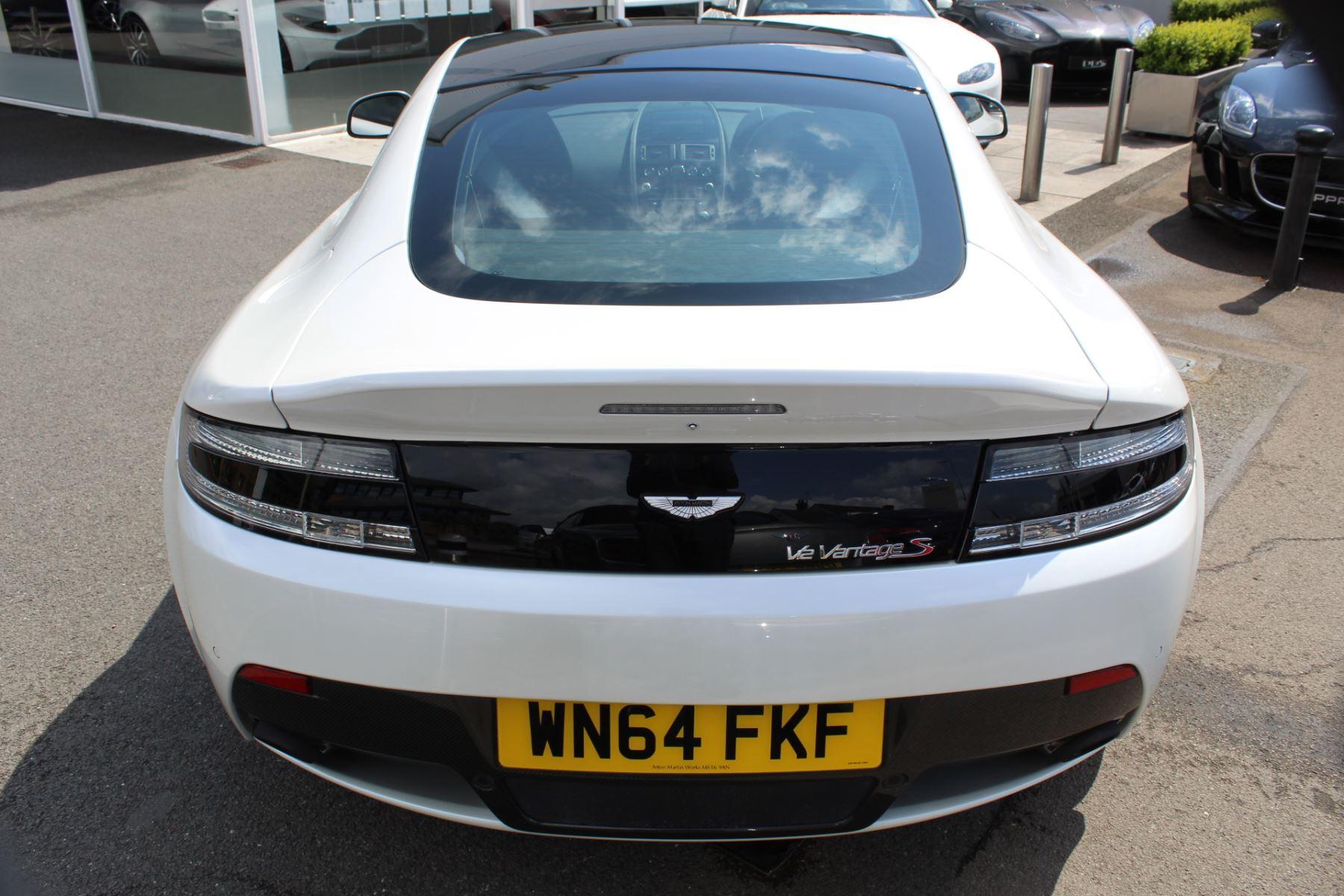 Aston Martin V12 Vantage S Coupe S 2dr Sportshift III image 22