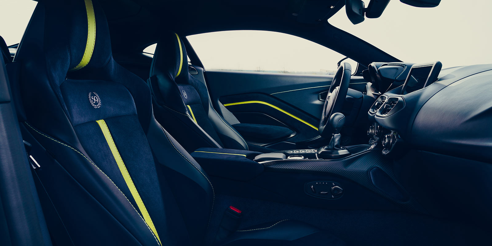 Aston Martin Vantage AMR - Limited Edition - Pure, Engaging Performance image 4