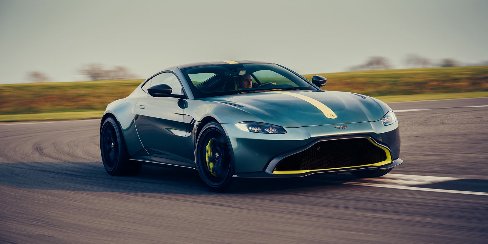 Aston Martin Vantage AMR - Limited Edition - Pure, Engaging Performance image 8