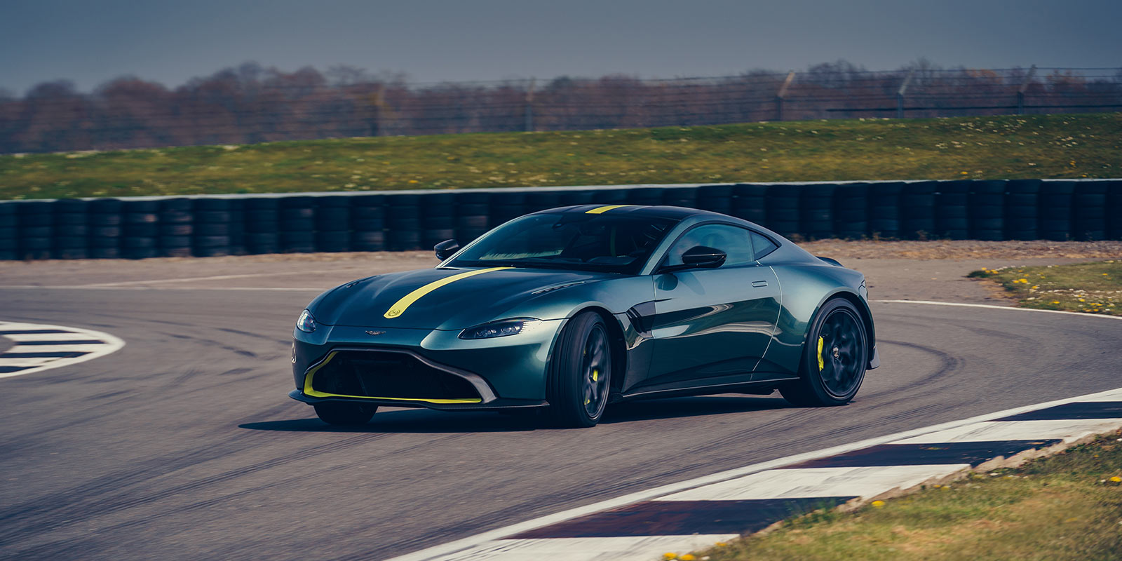 Aston Martin Vantage AMR - Limited Edition - Pure, Engaging Performance image 11