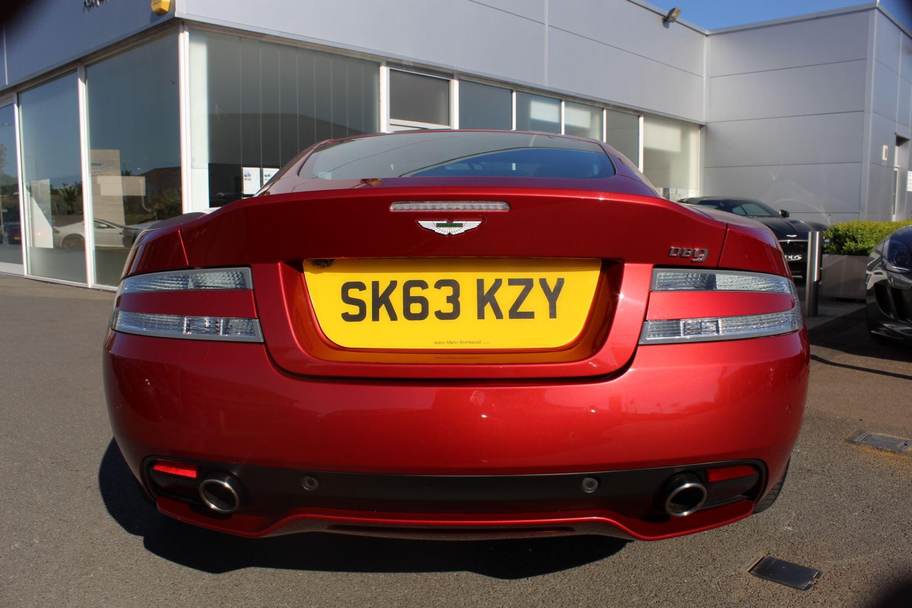 Aston Martin DB9 V12 2dr Touchtronic image 21