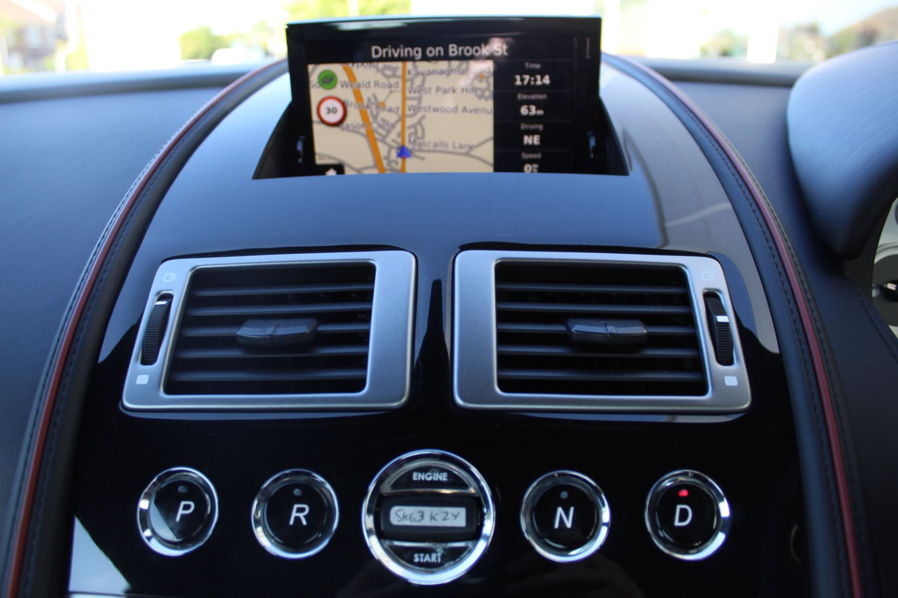 Aston Martin DB9 V12 2dr Touchtronic image 12