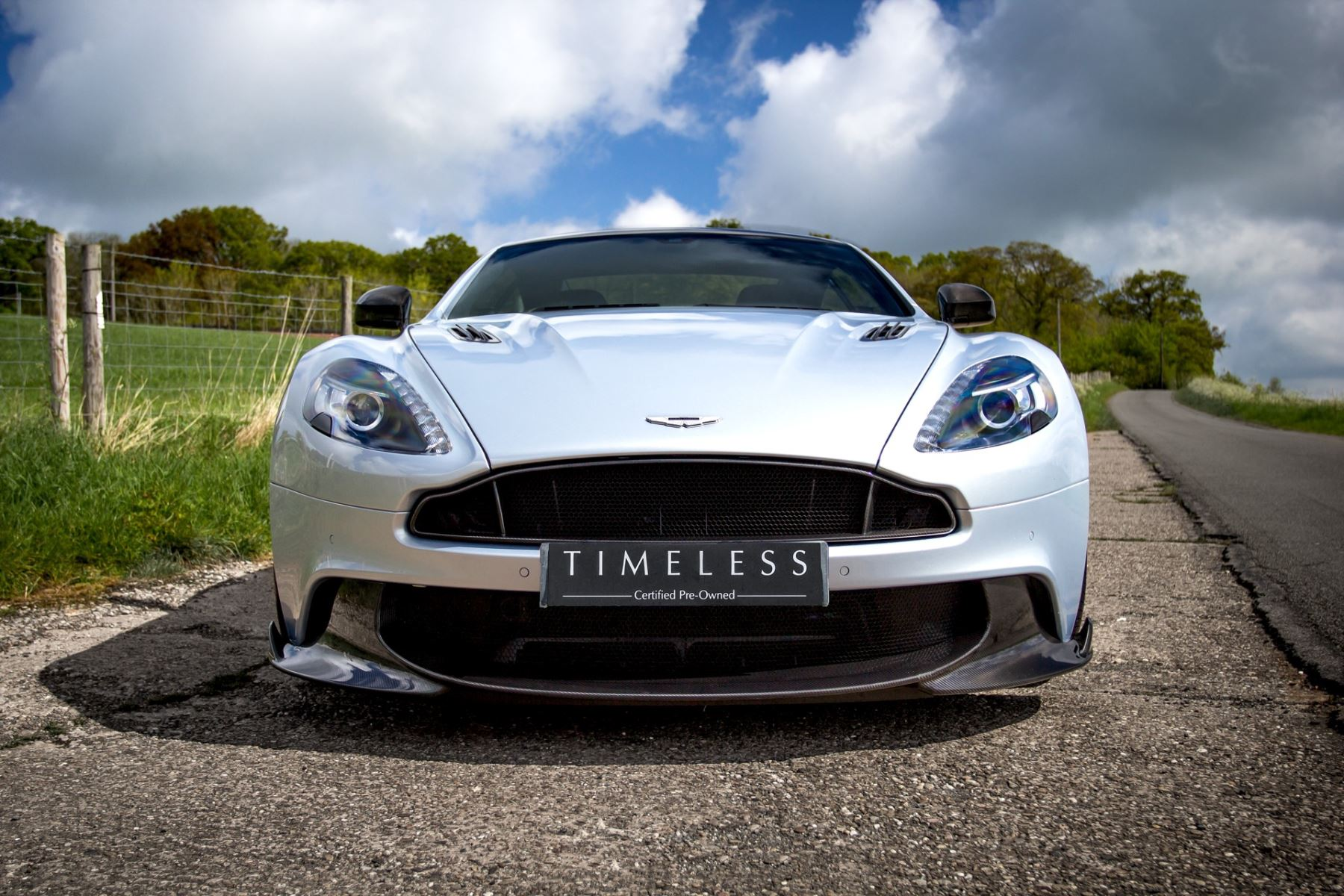 Aston Martin Vanquish V12 [595] S 2+2 2dr Touchtronic image 12