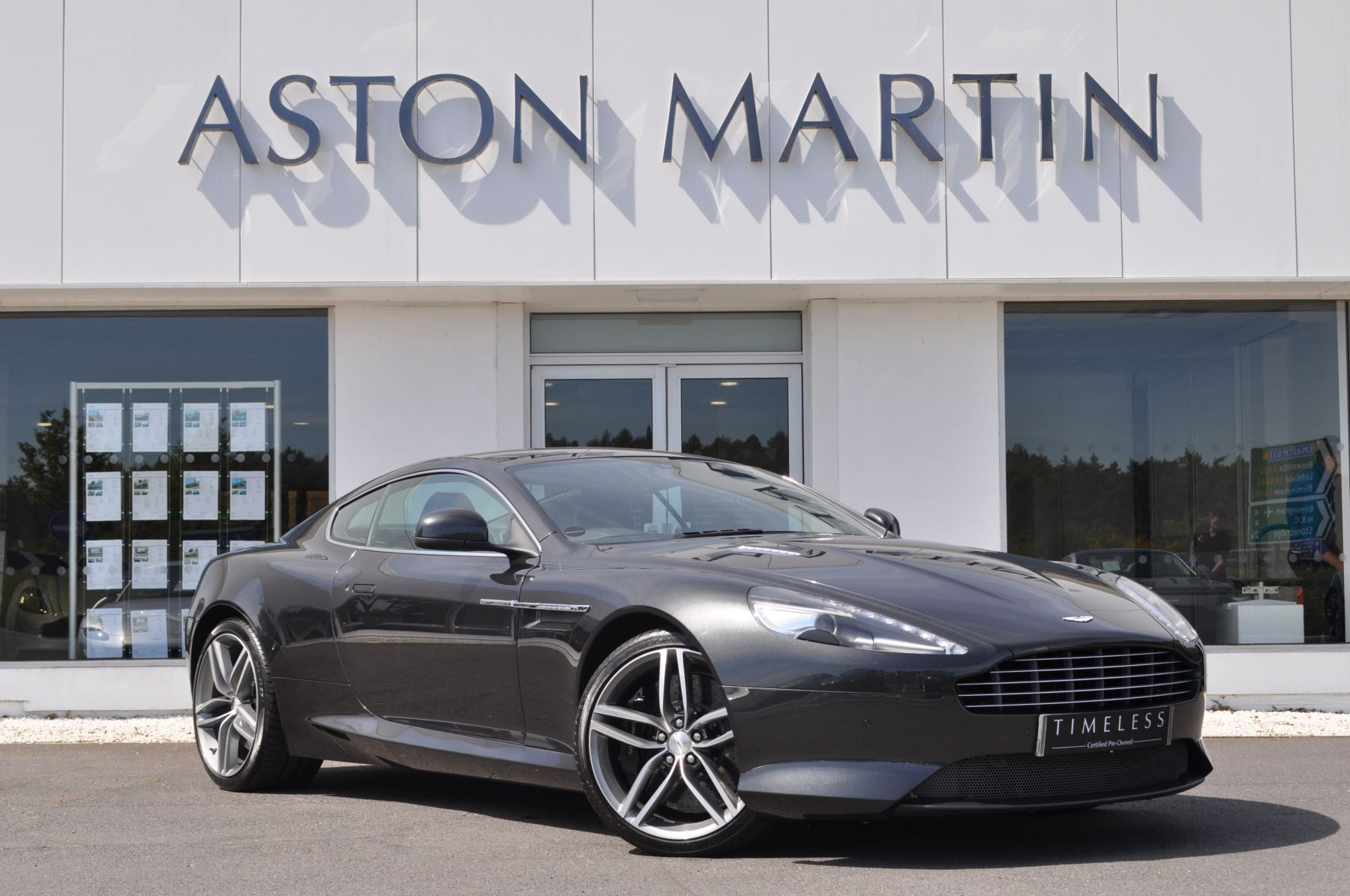 Aston Martin DB9 V12 2dr Touchtronic image 3