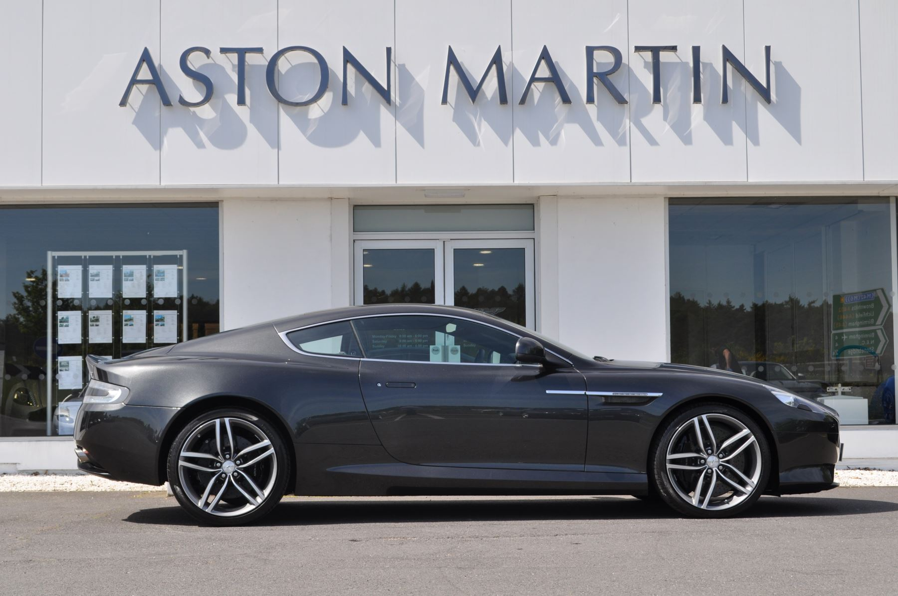 Aston Martin DB9 V12 2dr Touchtronic image 4