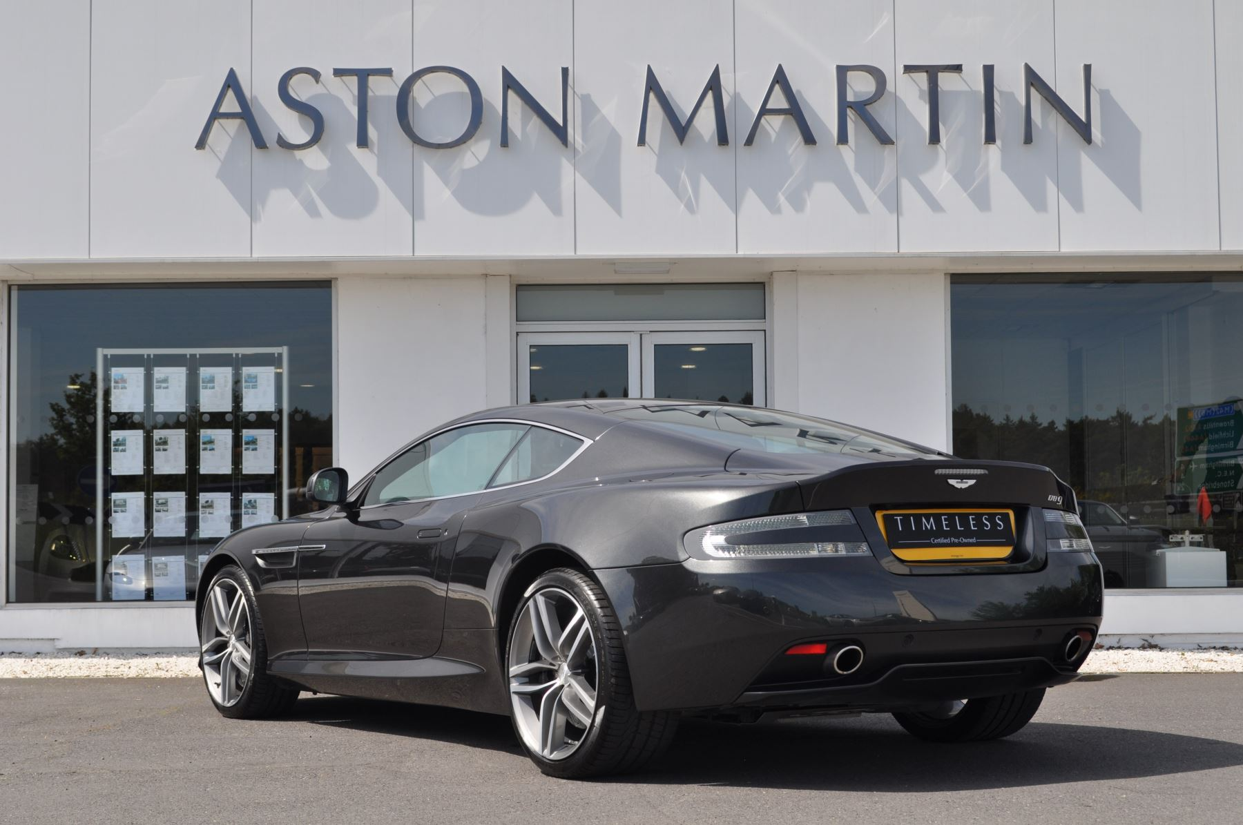 Aston Martin DB9 V12 2dr Touchtronic image 7