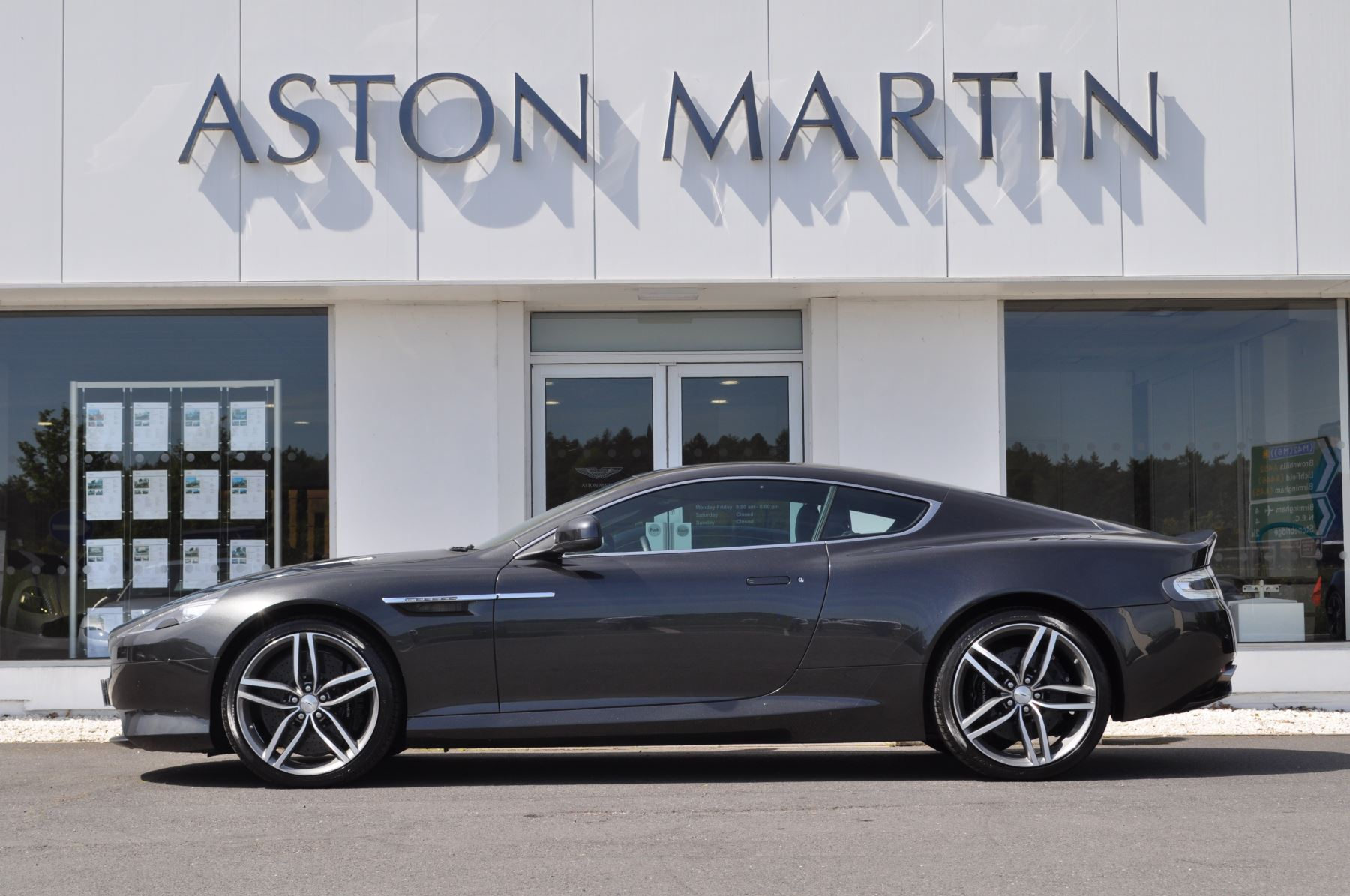 Aston Martin DB9 V12 2dr Touchtronic image 8