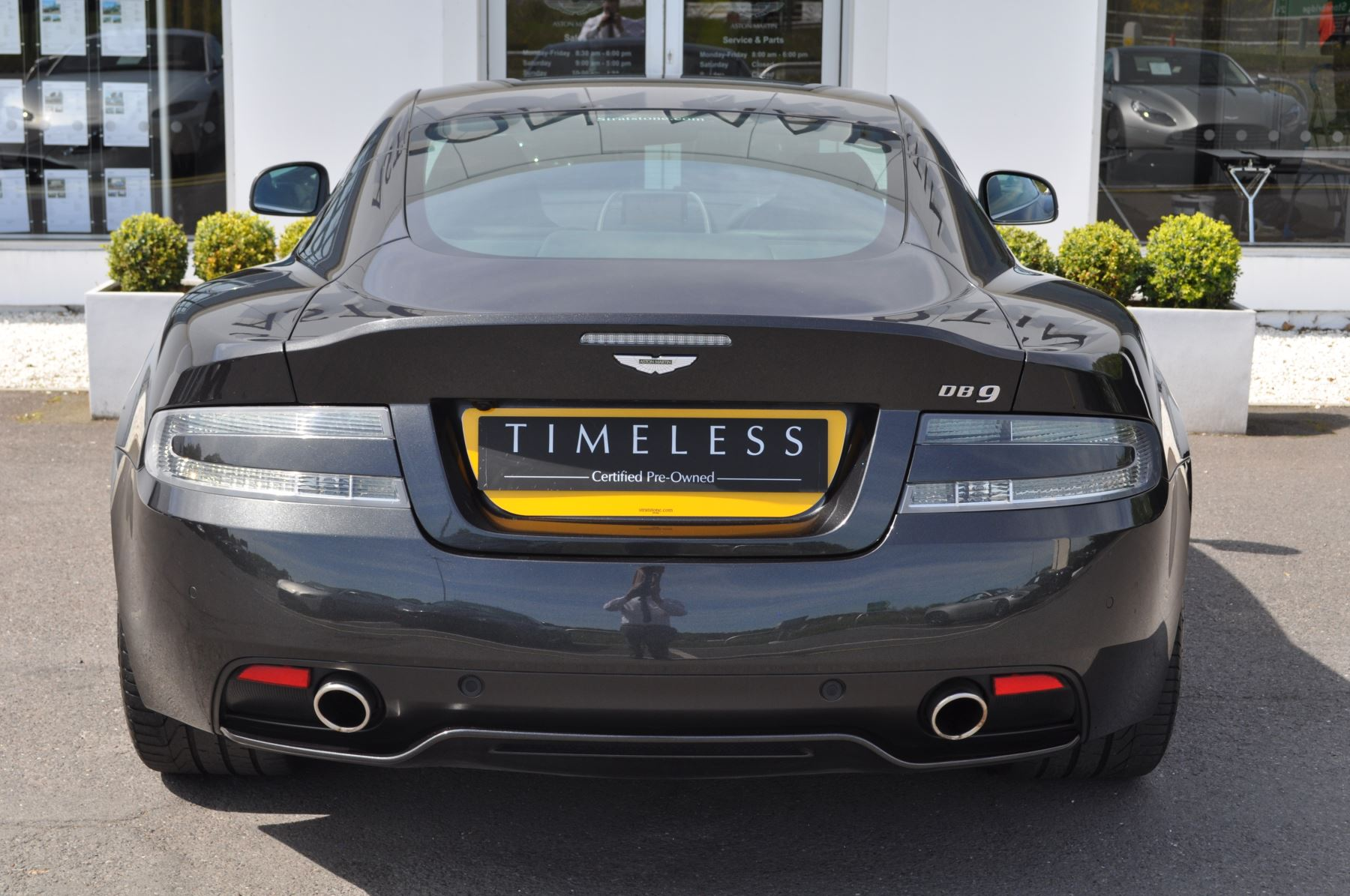 Aston Martin DB9 V12 2dr Touchtronic image 11