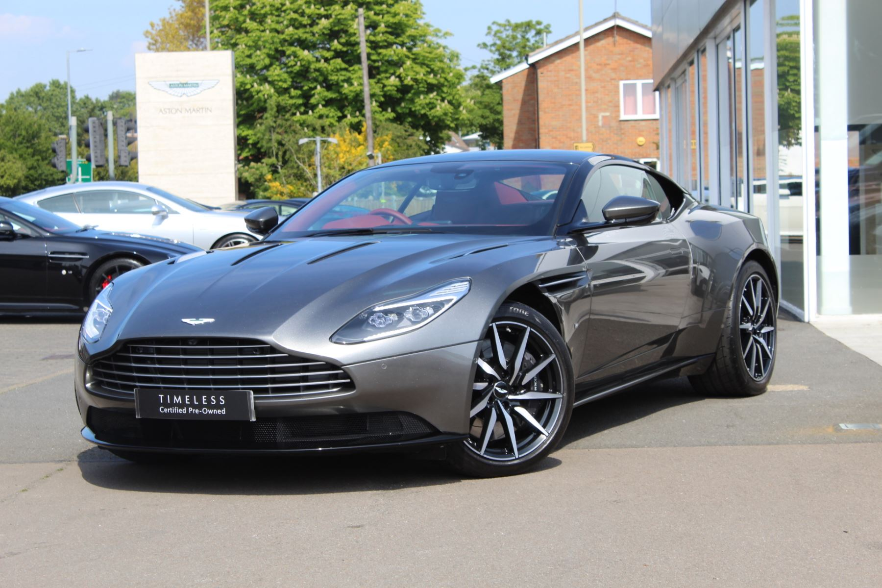 Aston Martin DB11 V12 2dr Touchtronic 5.2 Automatic Coupe (2019) image