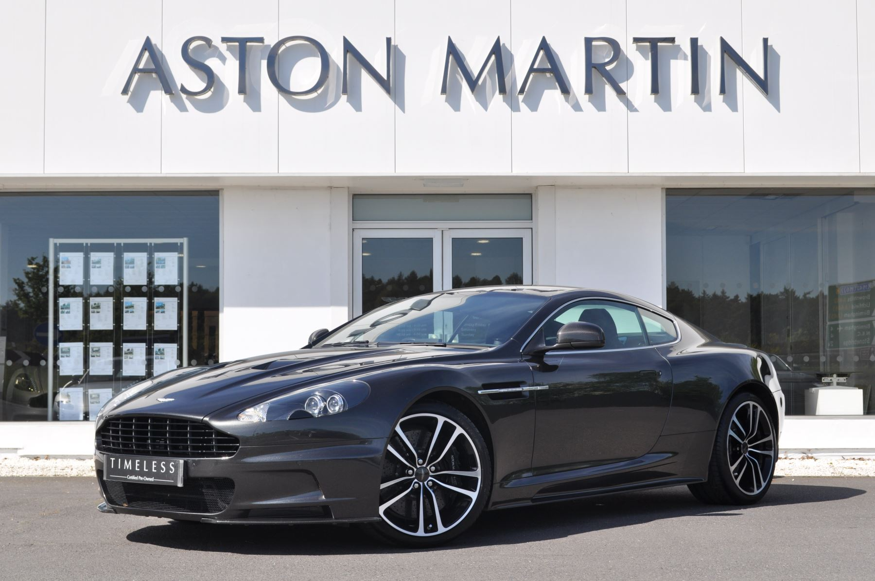 Aston Martin DBS V12 2dr Touchtronic 5.9 Automatic 3 door Coupe (2011) image
