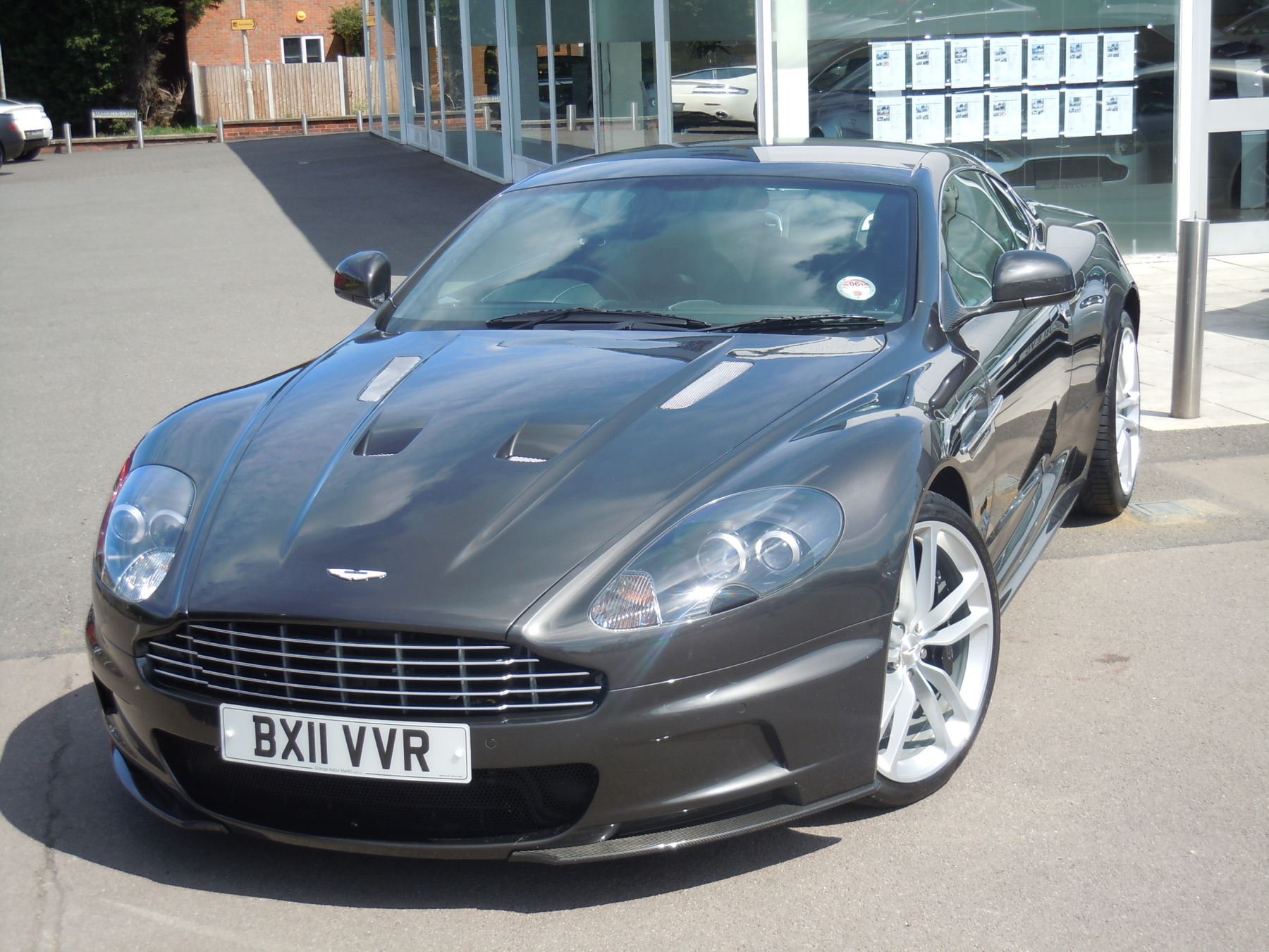 Aston Martin DBS V12 2dr Touchtronic 5.9 Automatic Coupe (2010.75)