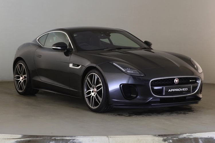 Jaguar F-TYPE 2.0 R-Dynamic 2dr Automatic 3 door Coupe (2018) image