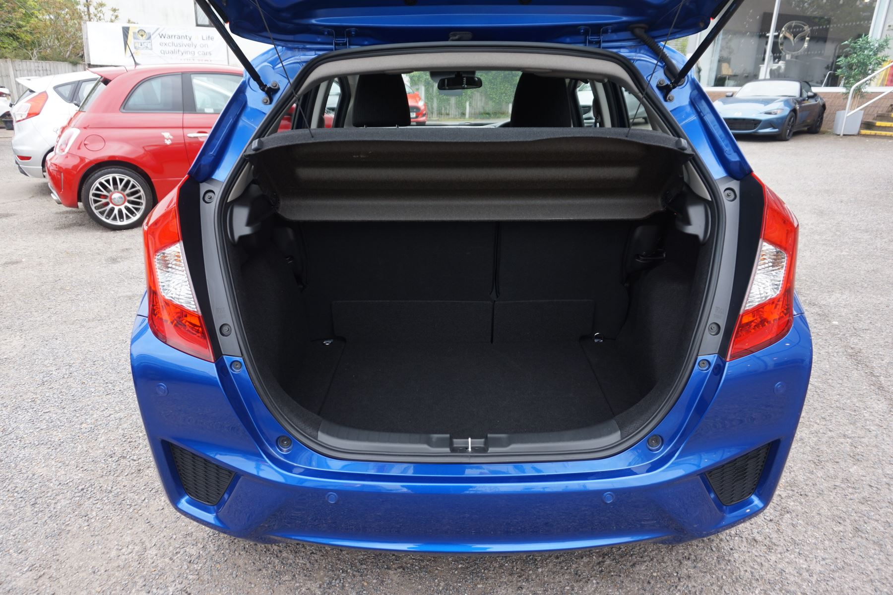 Honda Jazz 1.3 SE Navi CVT image 6