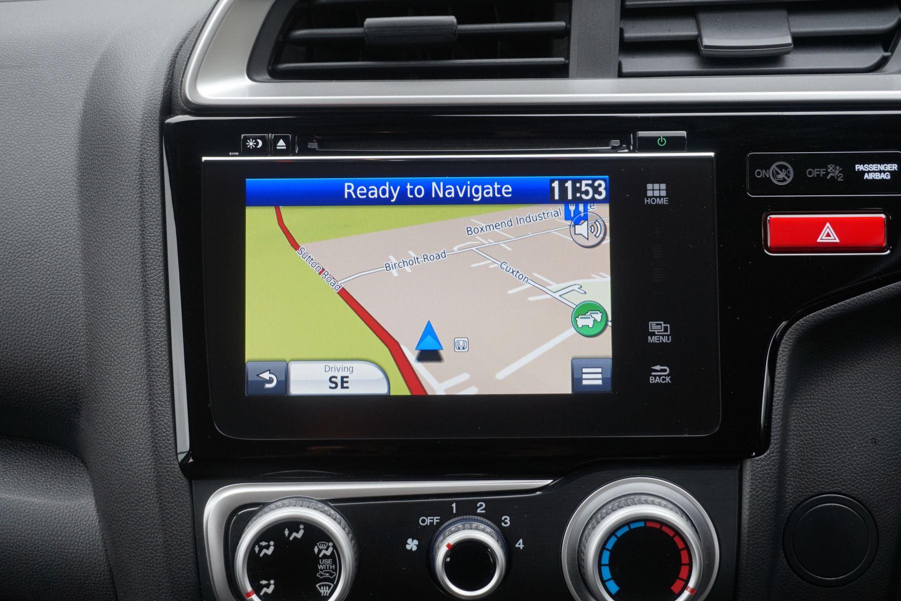 Honda Jazz 1.3 SE Navi CVT image 11