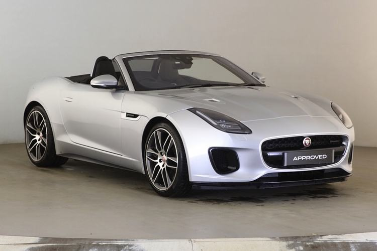 Jaguar F-TYPE 3.0 [380] Supercharged V6 R-Dynamic 2dr AWD Automatic Convertible (2019) image