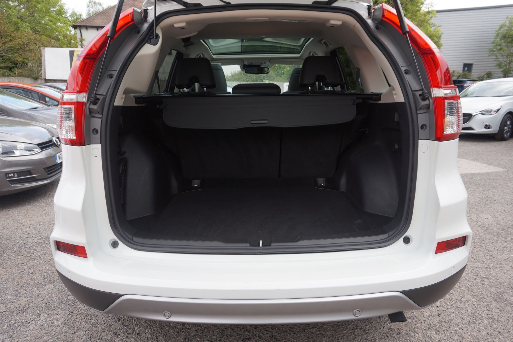 Honda CR-V 2.0 i-VTEC EX 5dr image 6