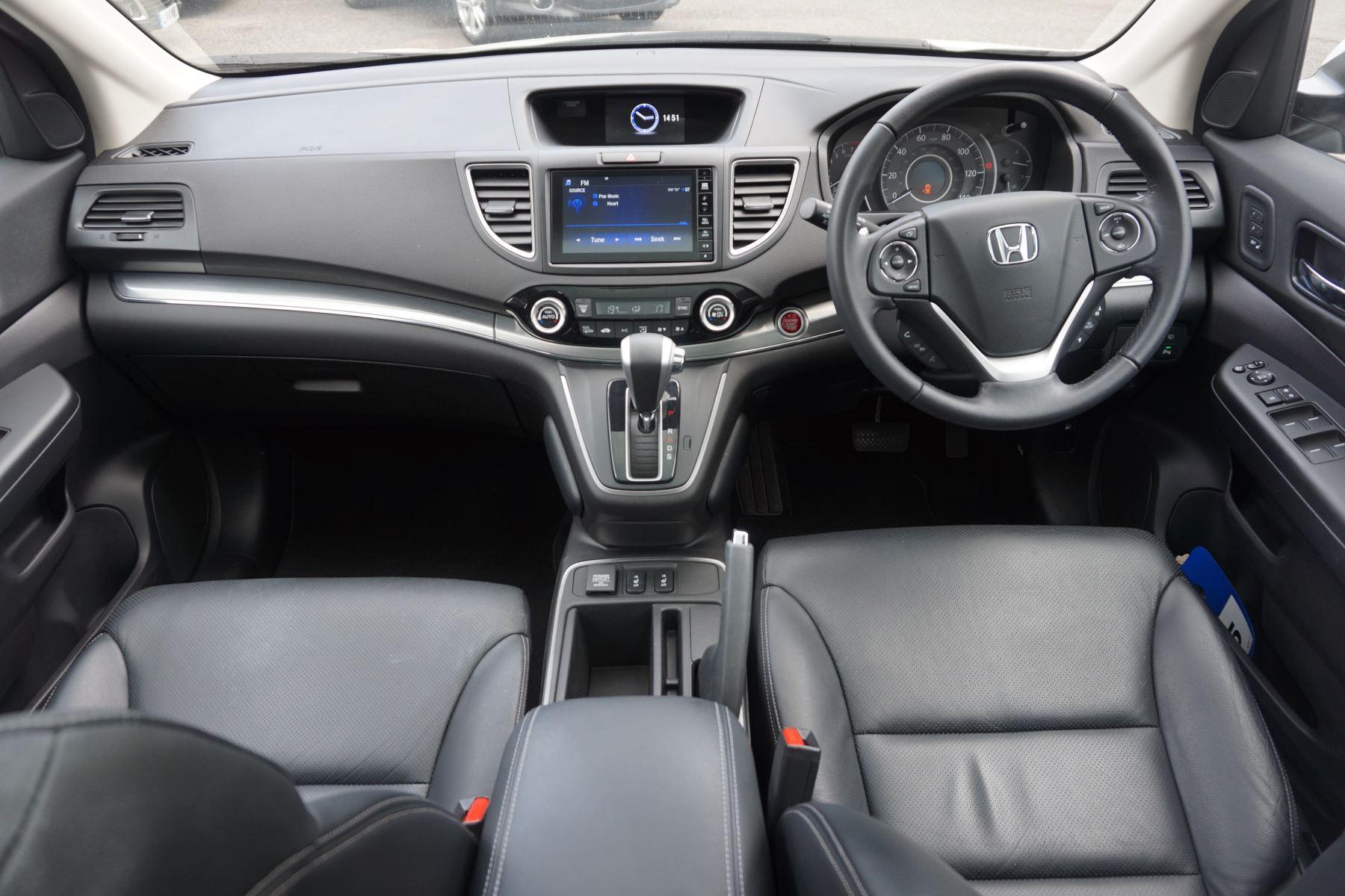 Honda CR-V 2.0 i-VTEC EX 5dr image 12