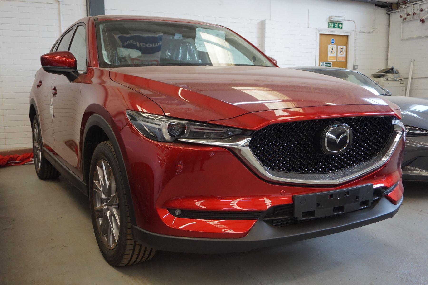 Mazda CX-5 2.0 Sport Nav+ 5 door Estate (18MY)