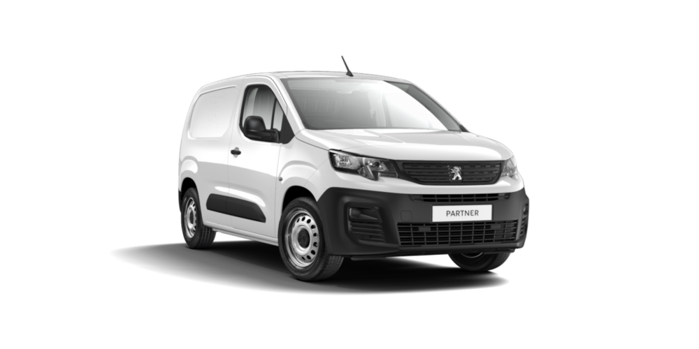Peugeot Partner Van - Now available at Warrington Motors