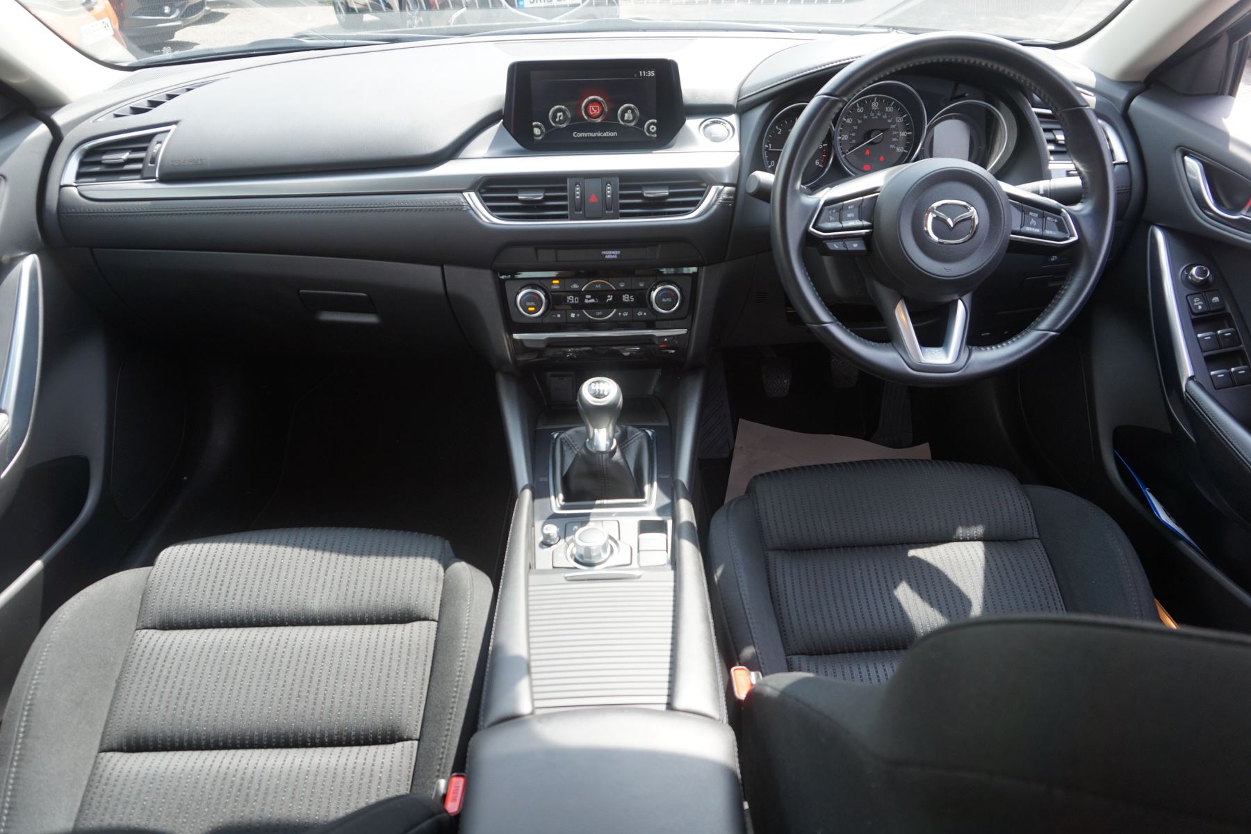 Mazda 6 2.2d SE-L Nav 4dr image 11