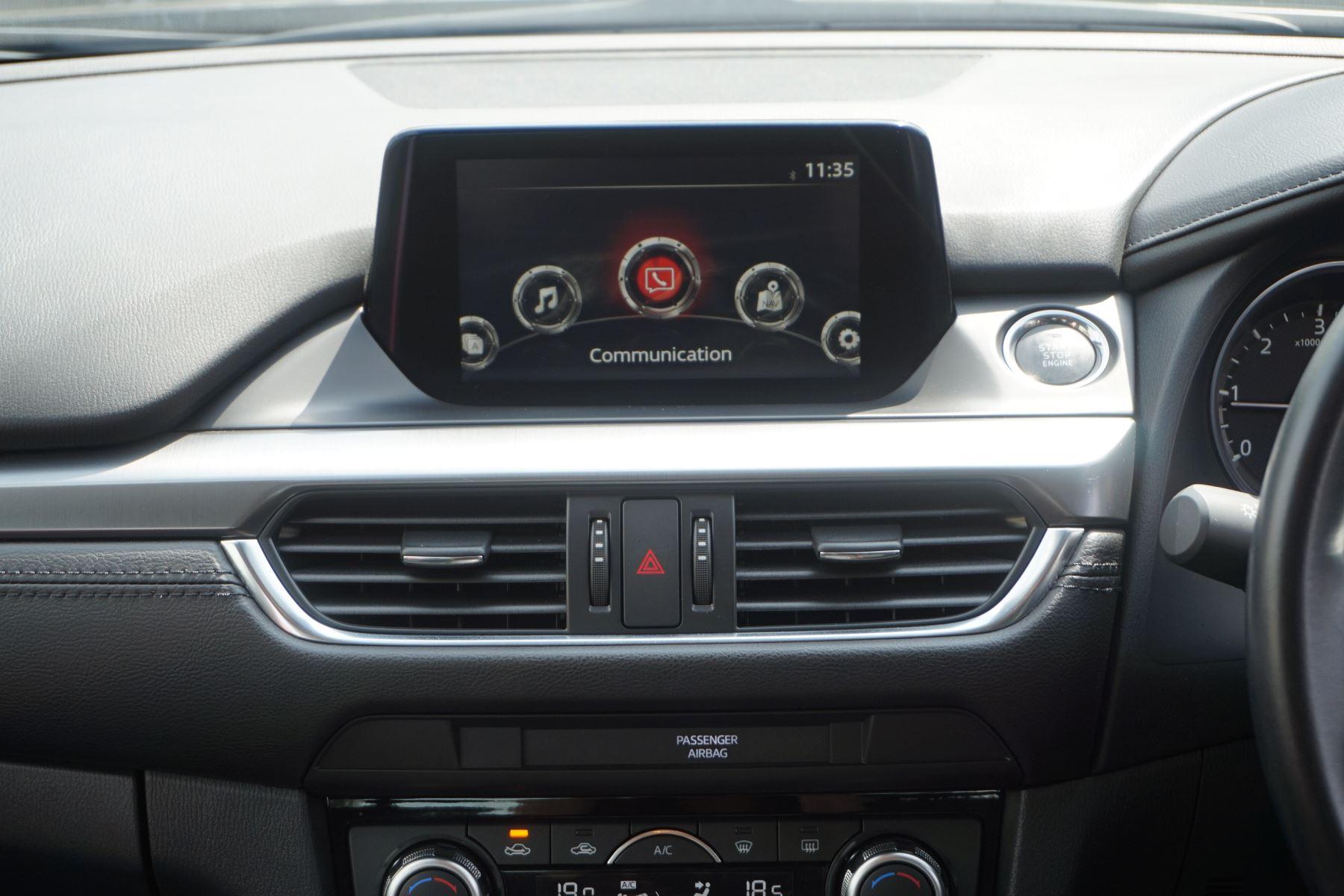 Mazda 6 2.2d SE-L Nav 4dr image 12