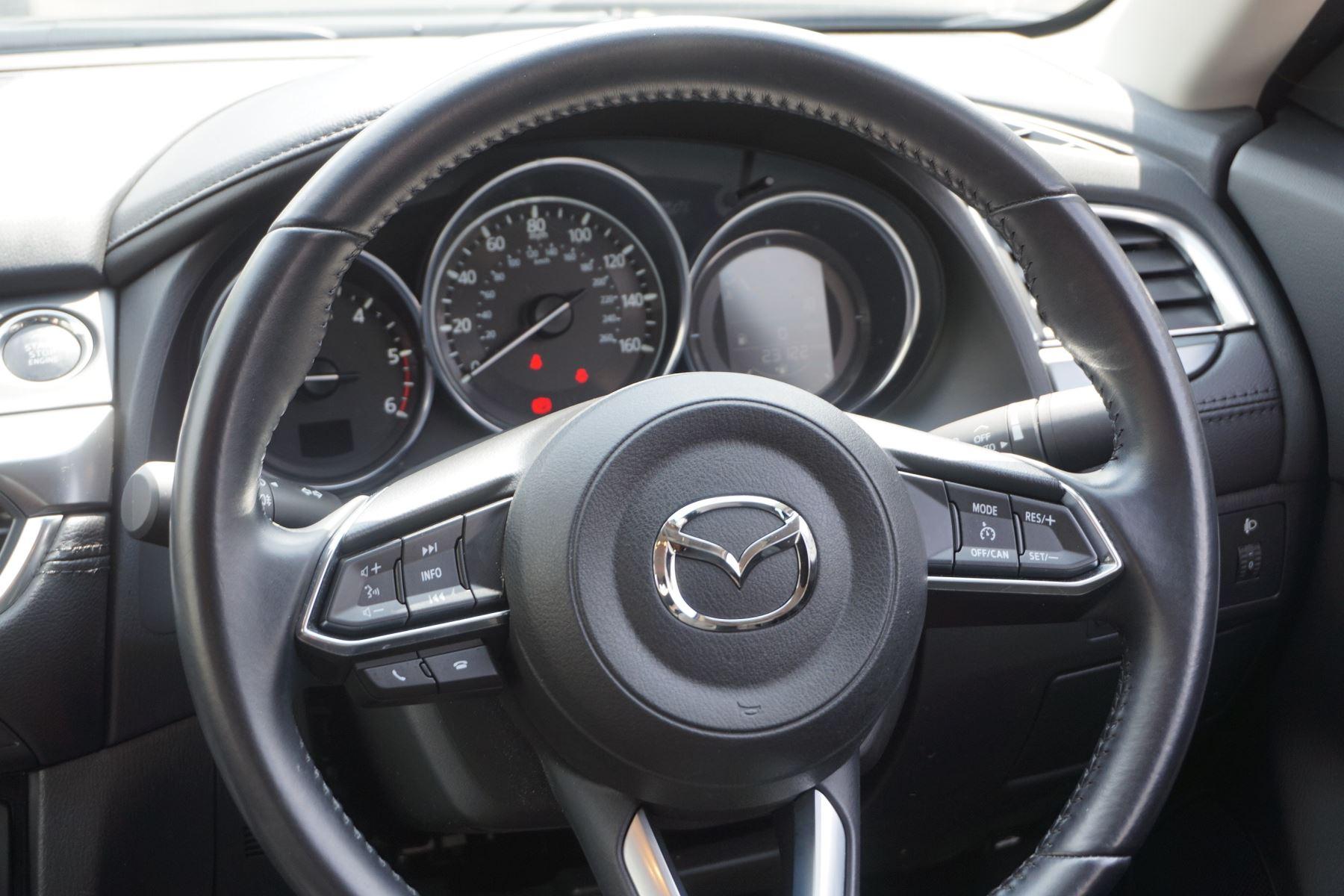 Mazda 6 2.2d SE-L Nav 4dr image 17