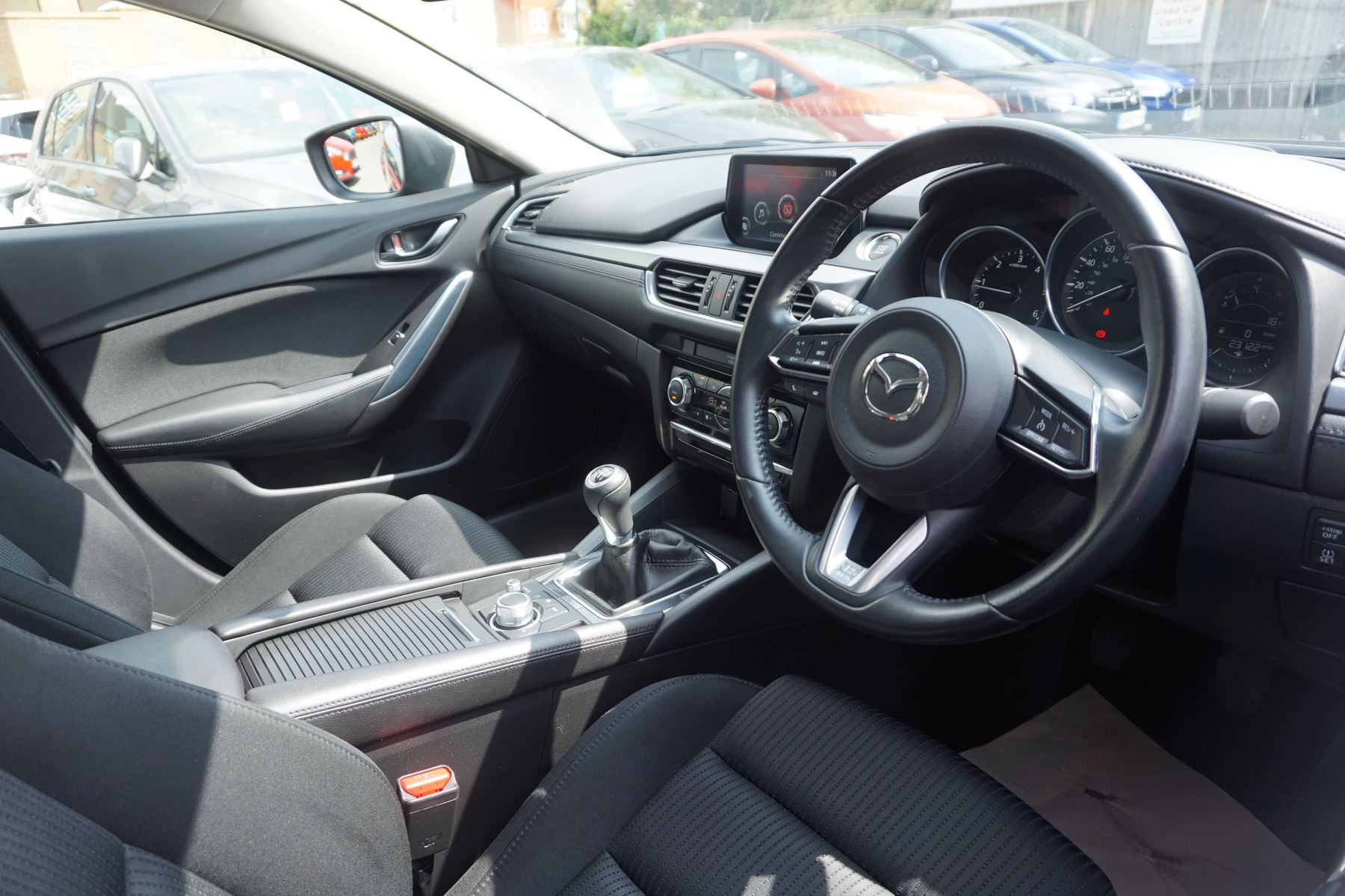 Mazda 6 2.2d SE-L Nav 4dr image 19