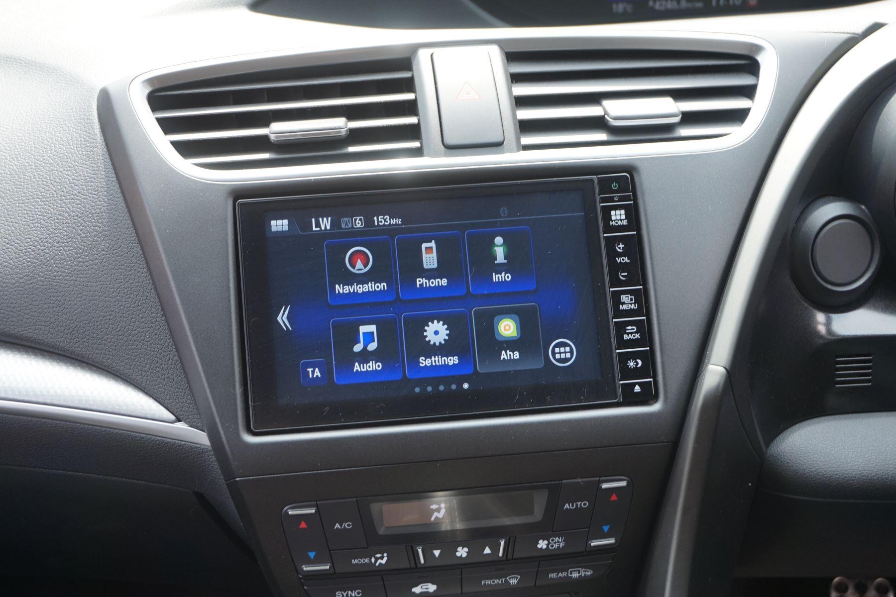 Honda Civic 1.6 i-DTEC Sport [Nav] image 11