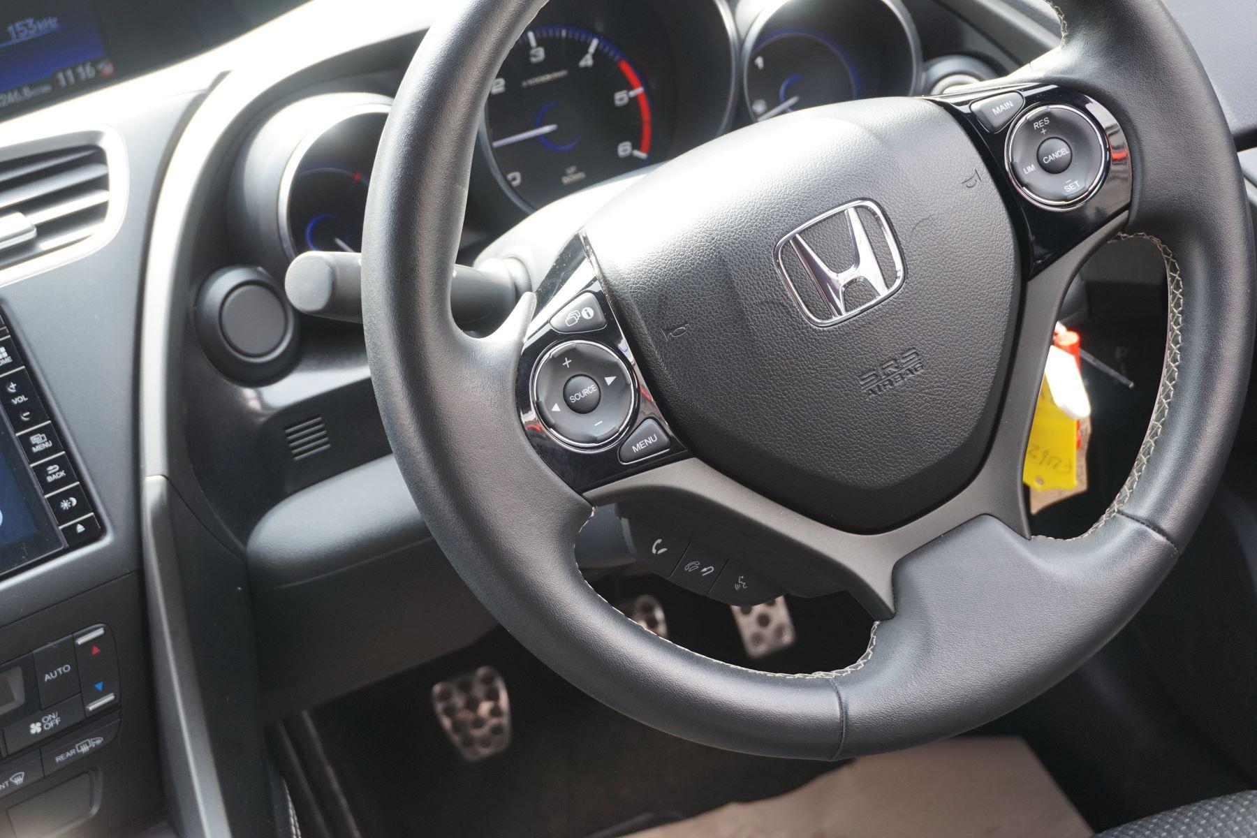 Honda Civic 1.6 i-DTEC Sport [Nav] image 15