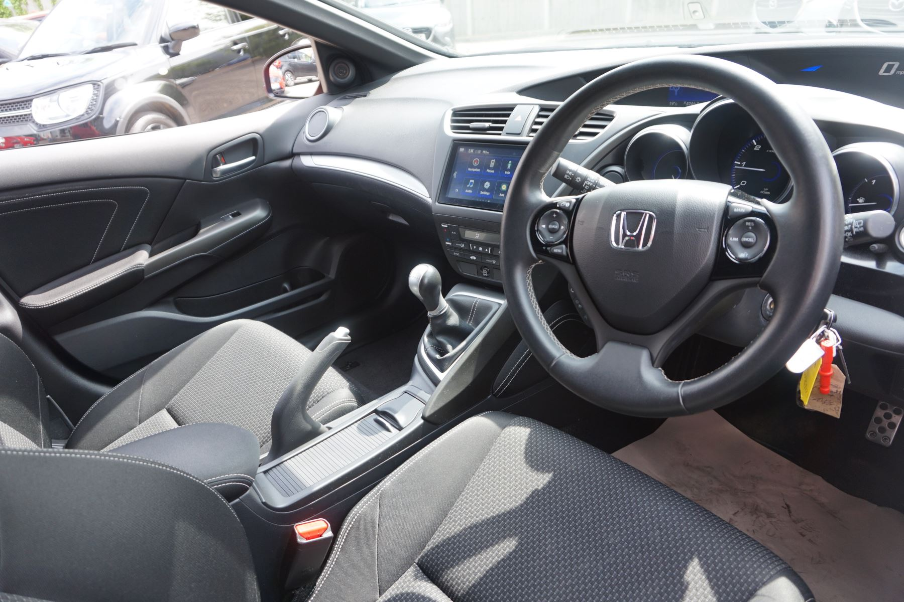 Honda Civic 1.6 i-DTEC Sport [Nav] image 18