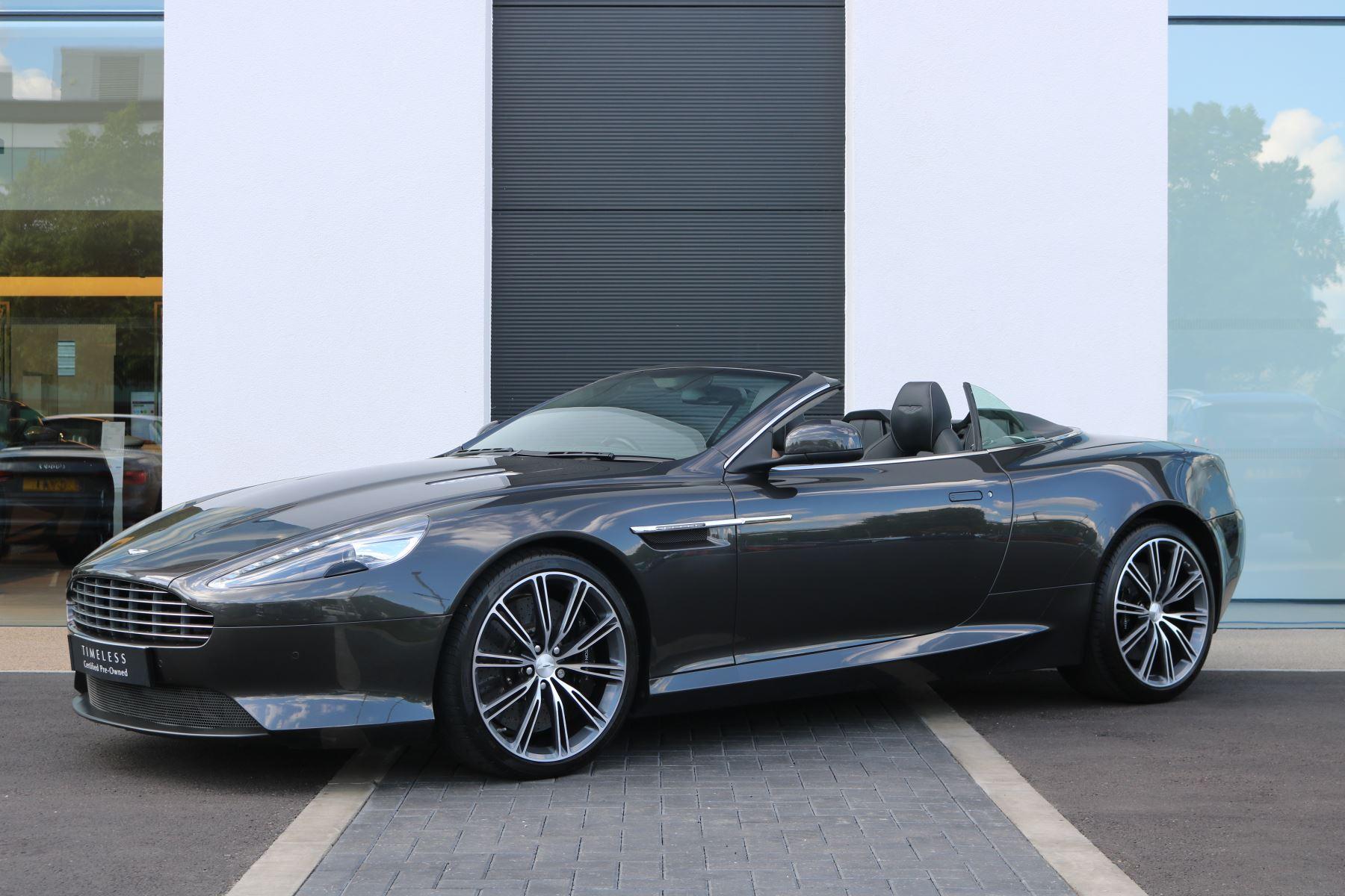 Aston Martin Virage V12 2dr Volante Touchtronic image 2