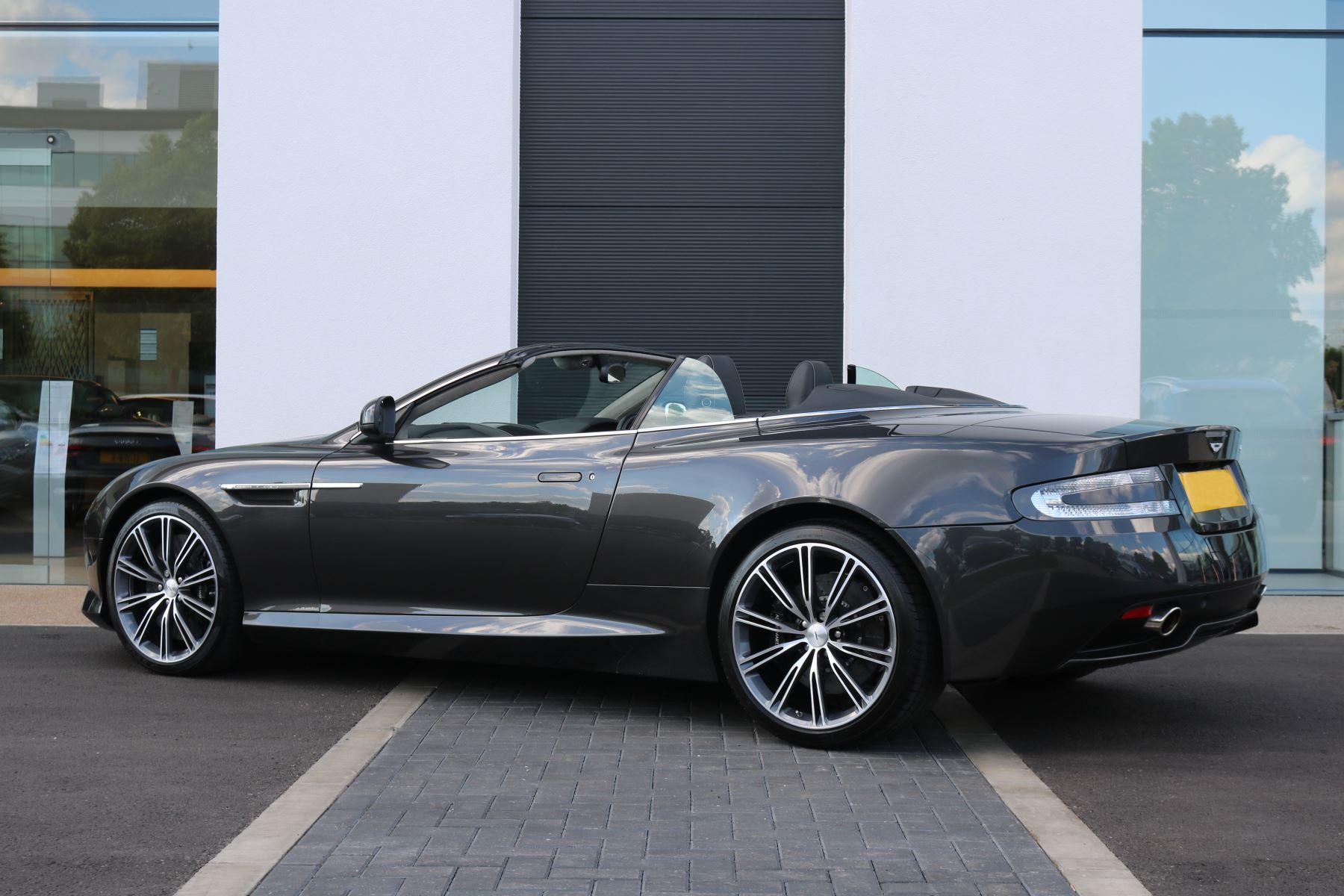 Aston Martin Virage V12 2dr Volante Touchtronic image 4