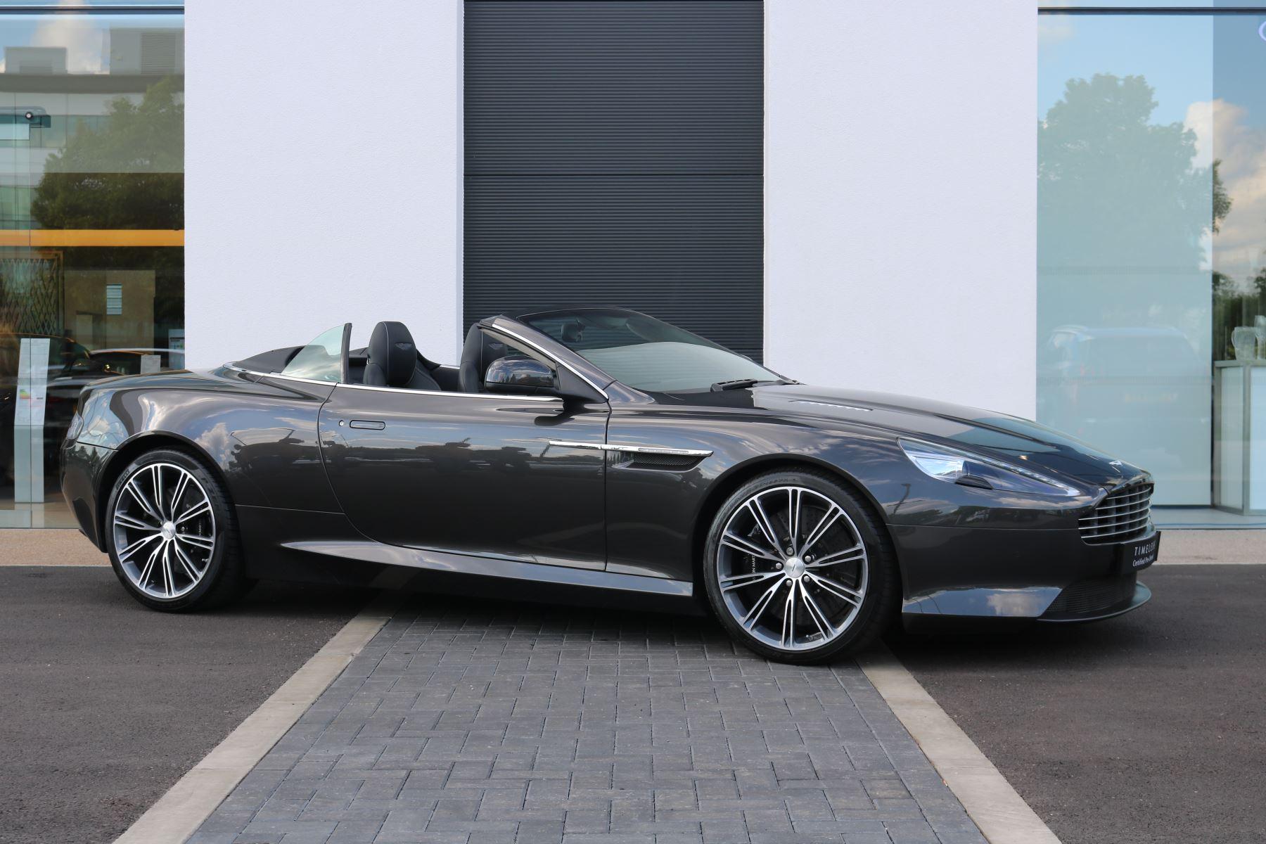Aston Martin Virage V12 2dr Volante Touchtronic image 8