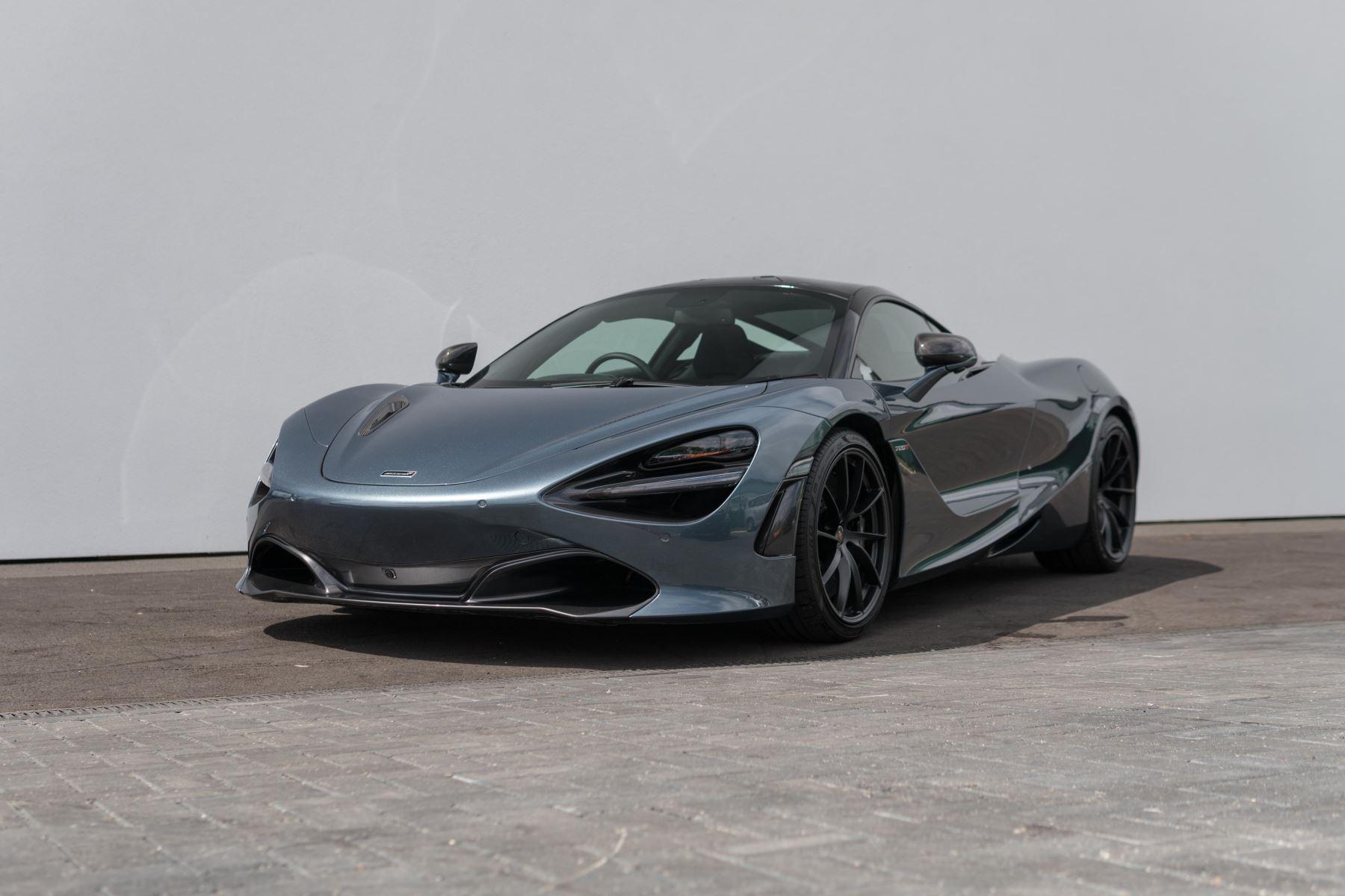 McLaren 720S V8 2dr SSG 4.0 Automatic Coupe (2018)