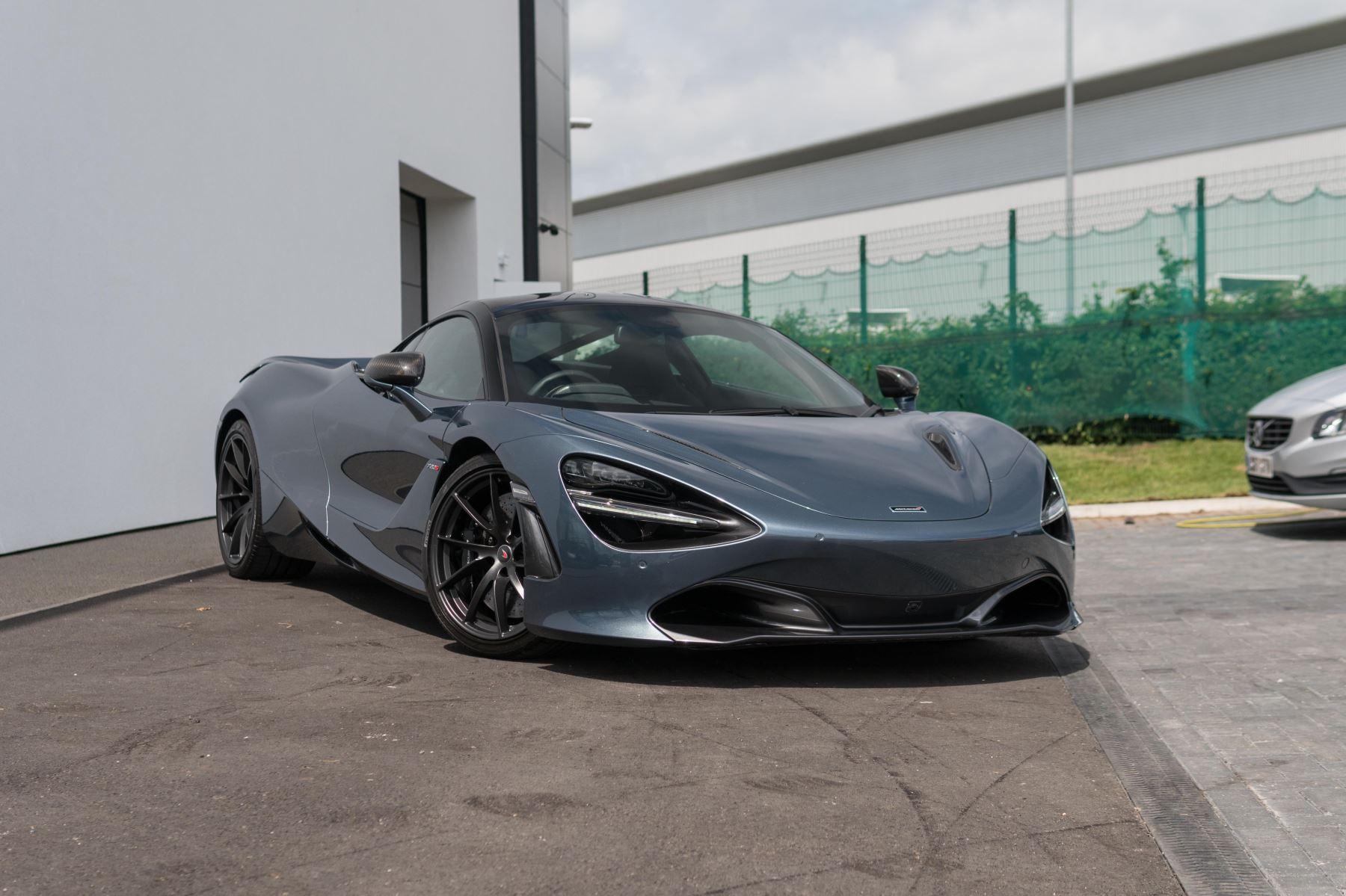 McLaren 720S V8 2dr SSG image 20